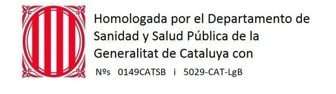 Empresa acreditada por la Generalitat de Catalunya