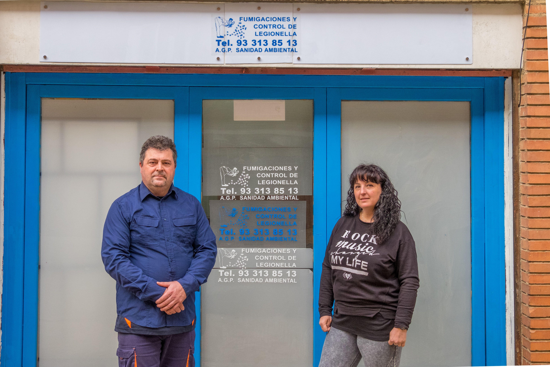 Empresa experta en la aplicación de tratamientos para el control de plagas en Barcelona