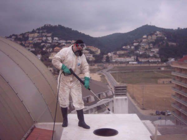 Más de 30 años de trayectoria en sanidad ambiental en Barcelona