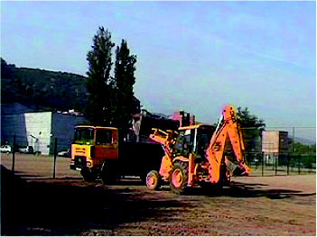 Foto 8 de Excavaciones en Martorell | Ecepa, S.L.
