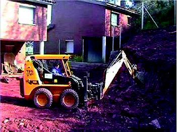 Foto 6 de Excavaciones en Martorell | Ecepa, S.L.