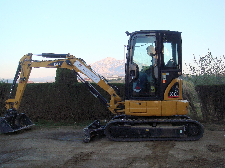 Excavaciones en Martorell