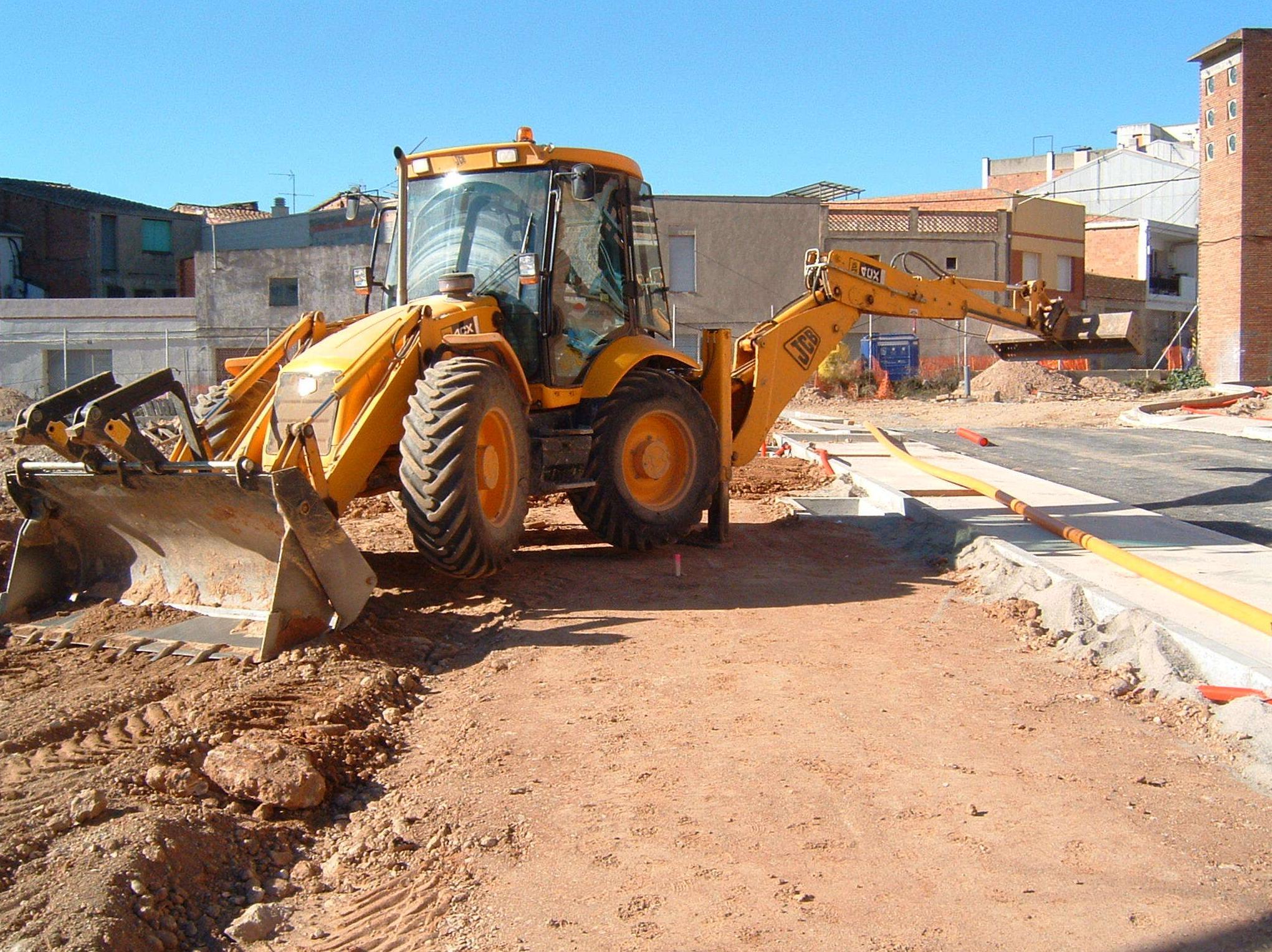 Ecepa, S.L., excavaciones en Martorell