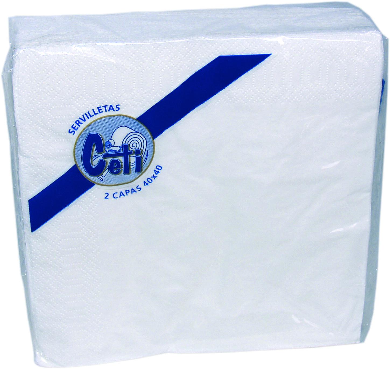 Servilletas de papel de 1 o 2 capas