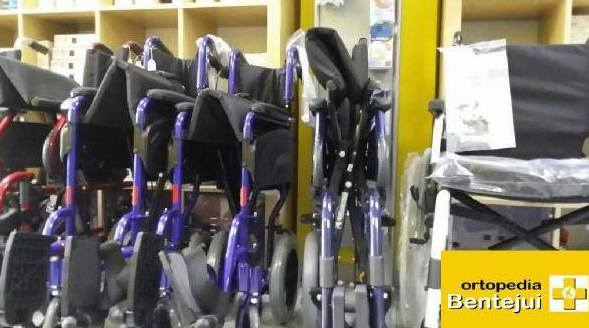 Sillas de ruedas cat logo de ortopedia bentejui - Catalogo de sillas de ruedas ...