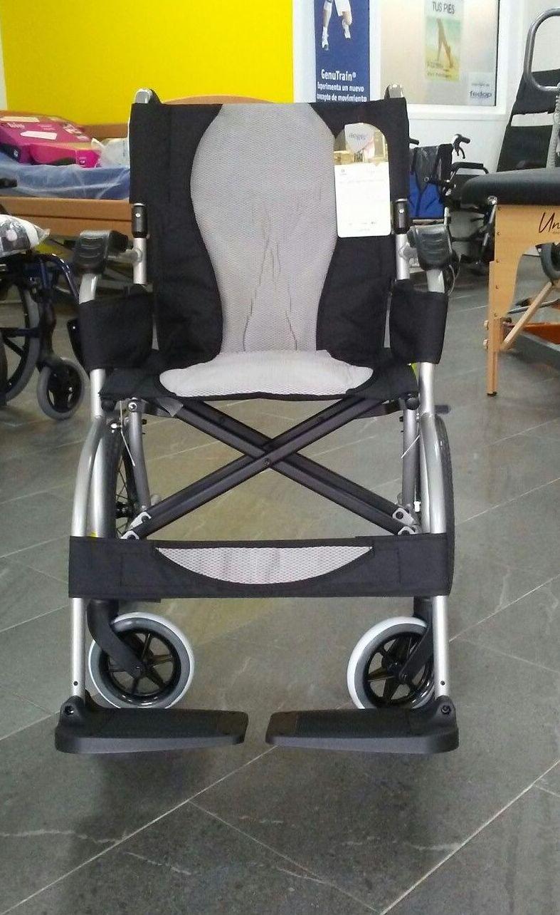 Silla de ruedas ligera cat logo de ortopedia bentejui - Ortopedia silla de ruedas ...