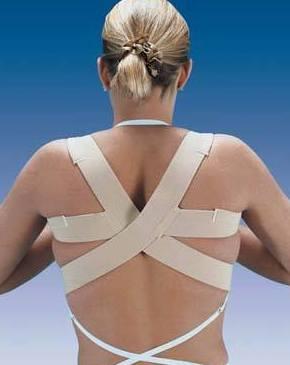 Espaldera para corrección postural