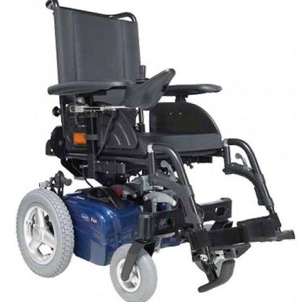 Silla de ruedas el ctricas cat logo de ortopedia bentejui - Catalogo de sillas de ruedas ...