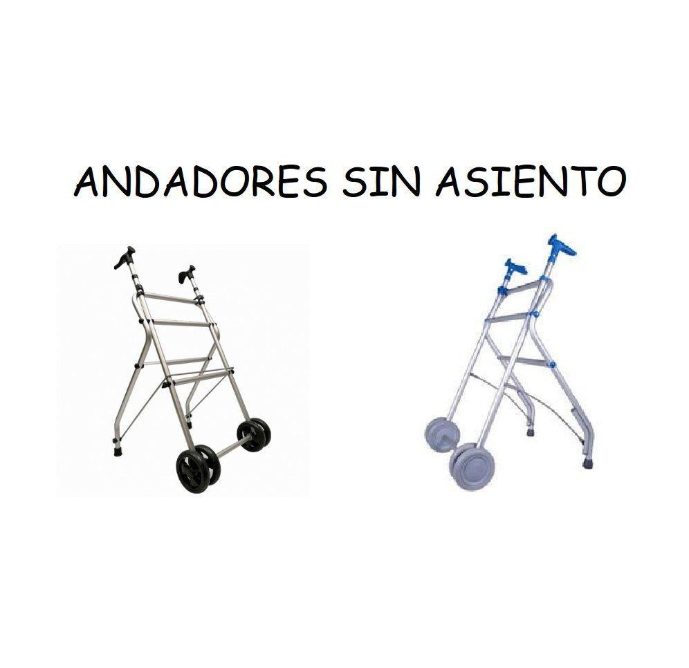 Andadores sin asiento: Catálogo de Ortopedia Bentejui