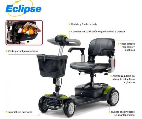 Scooter Eclipse St2