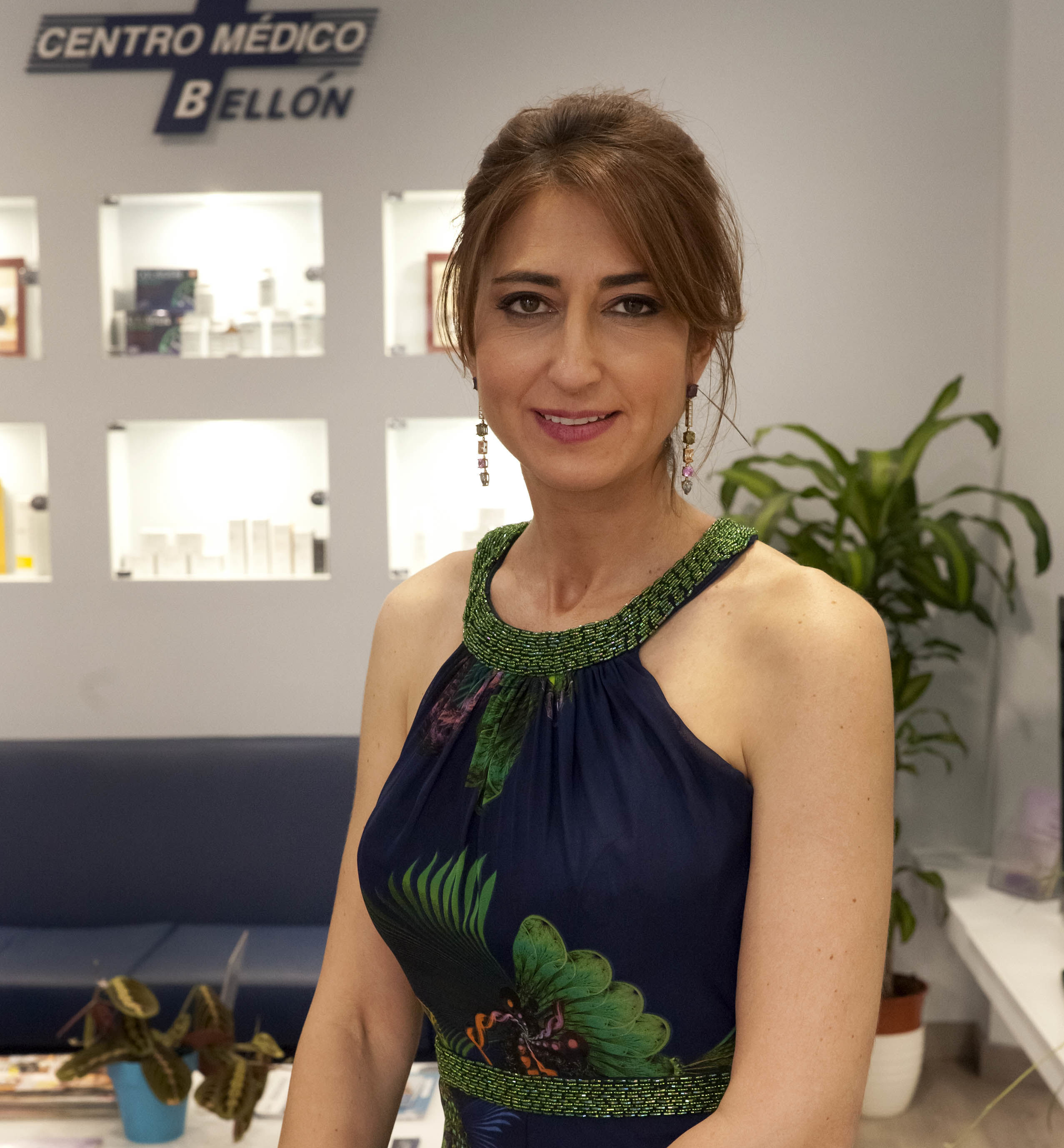 Doctora Ana Bellón