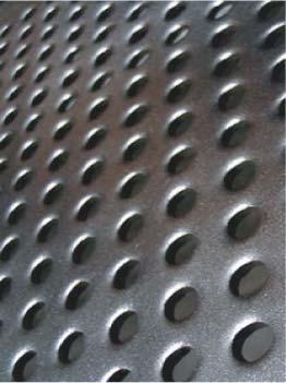 Foto 7 de Chapas metálicas en  | Aceros Morales S L