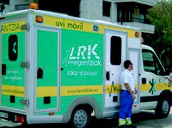 Servicio permanente de urgencias en Álava