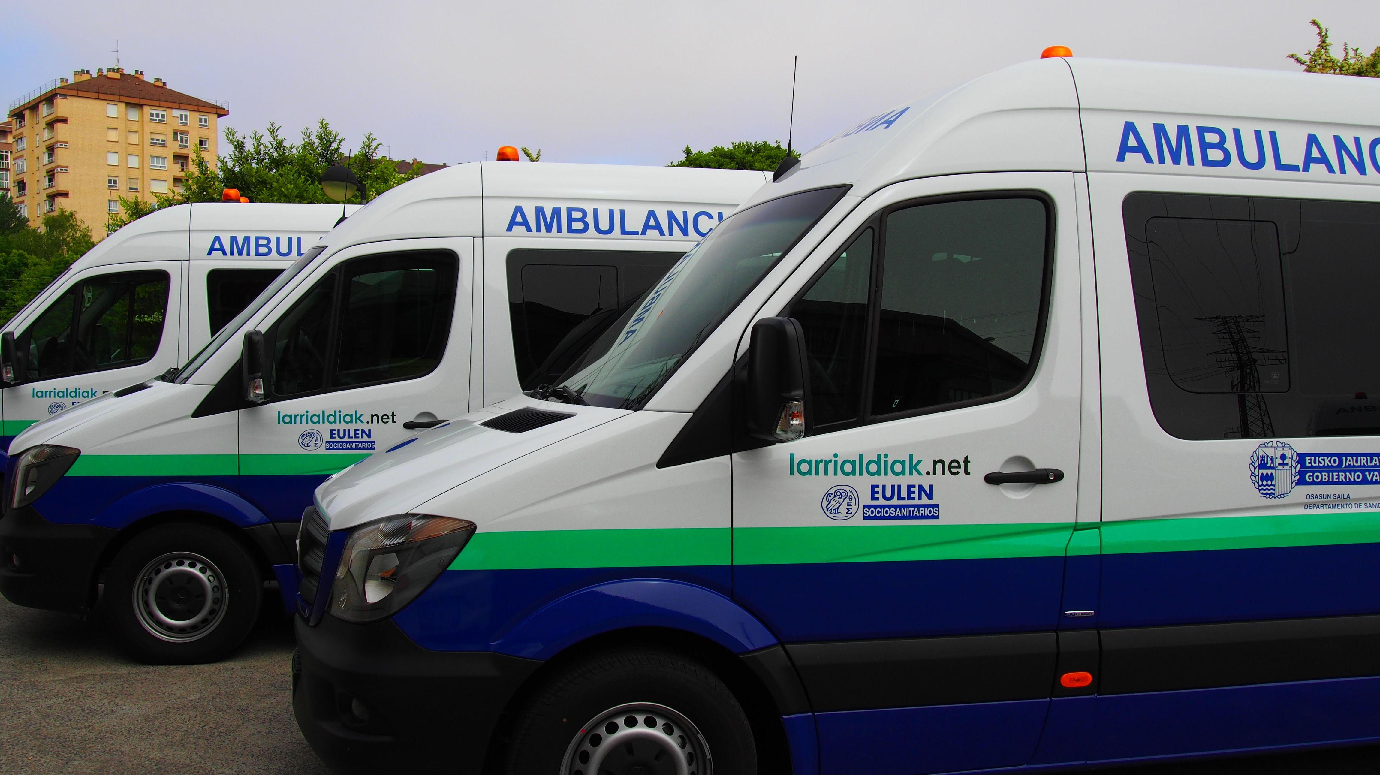 Ambulancias de Soporte Vital Basico