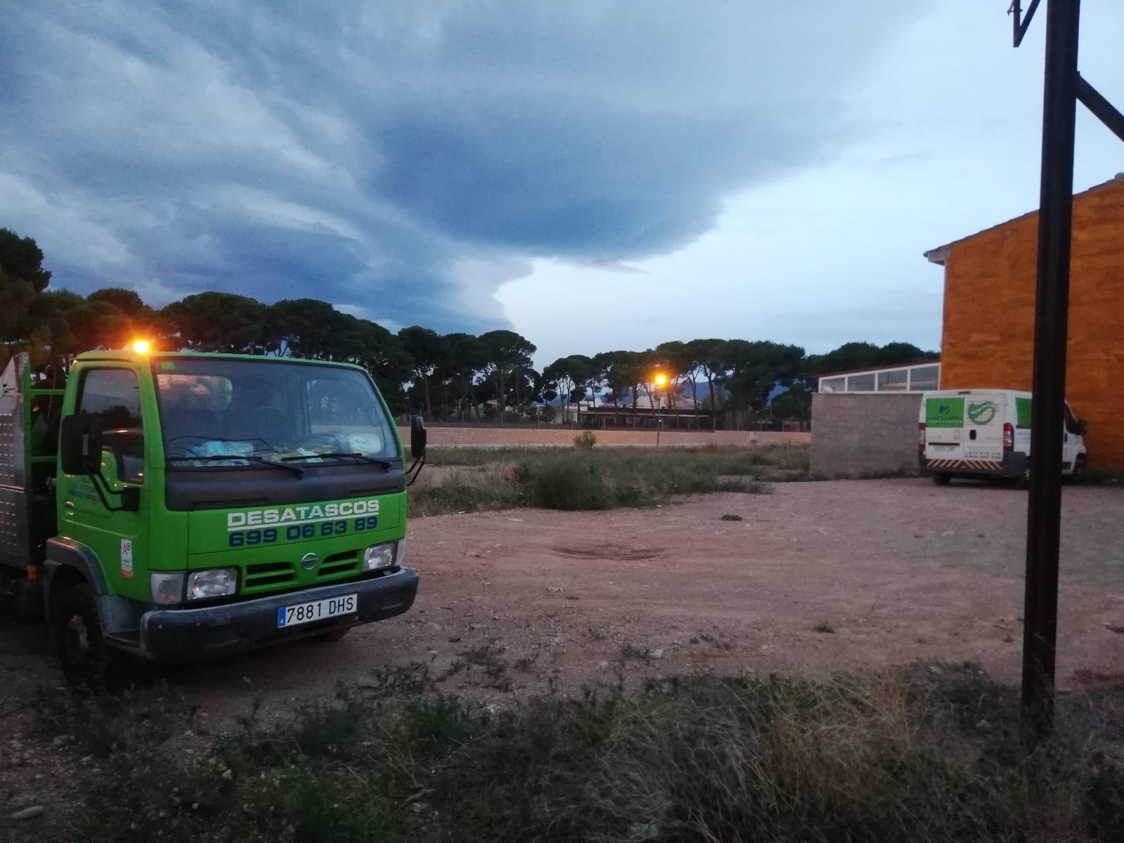 Cámara de inspección técnica en Tarragona