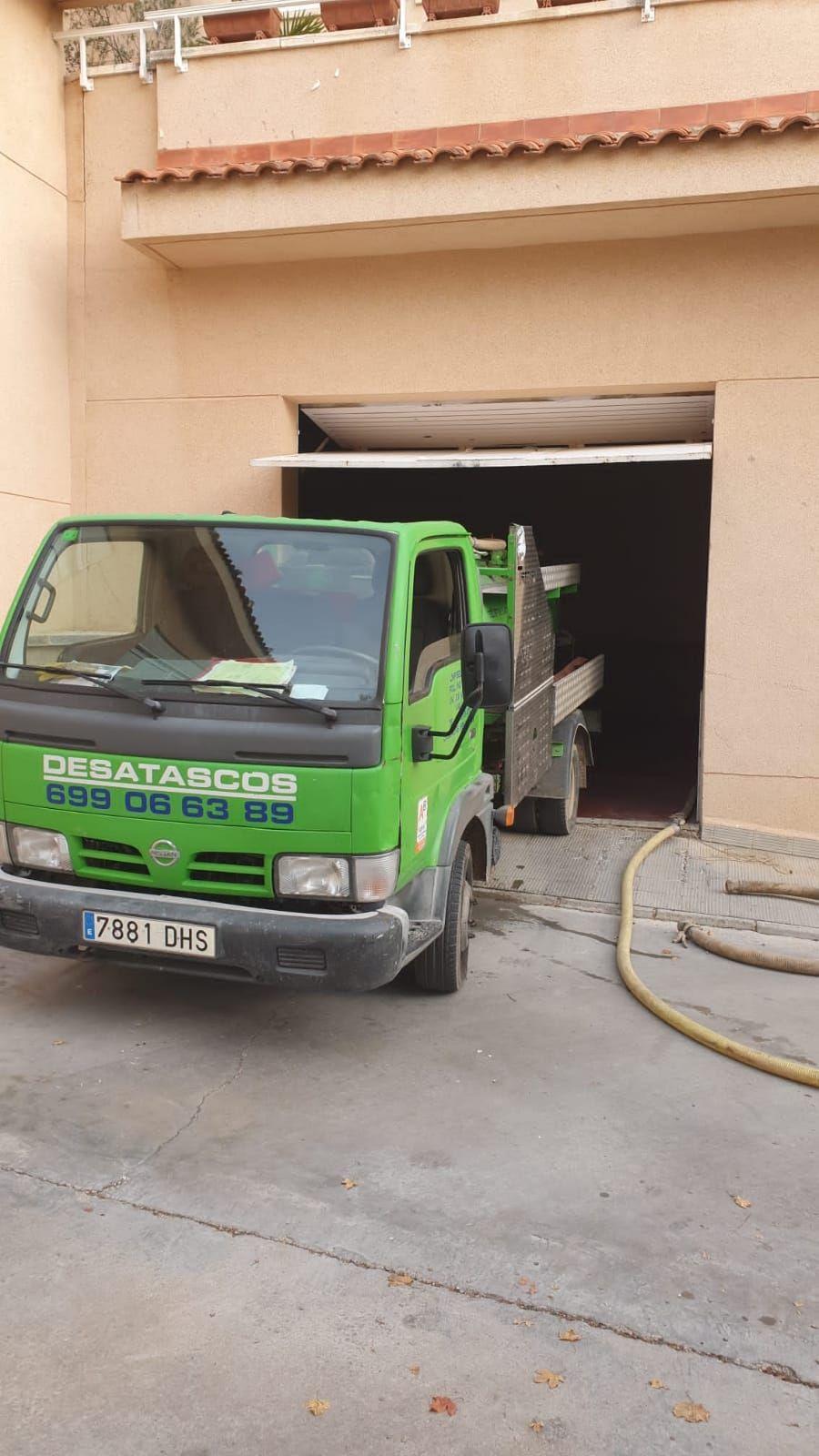 Empresas desatascos Tarragona