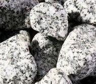 Canto rodado color granito gris