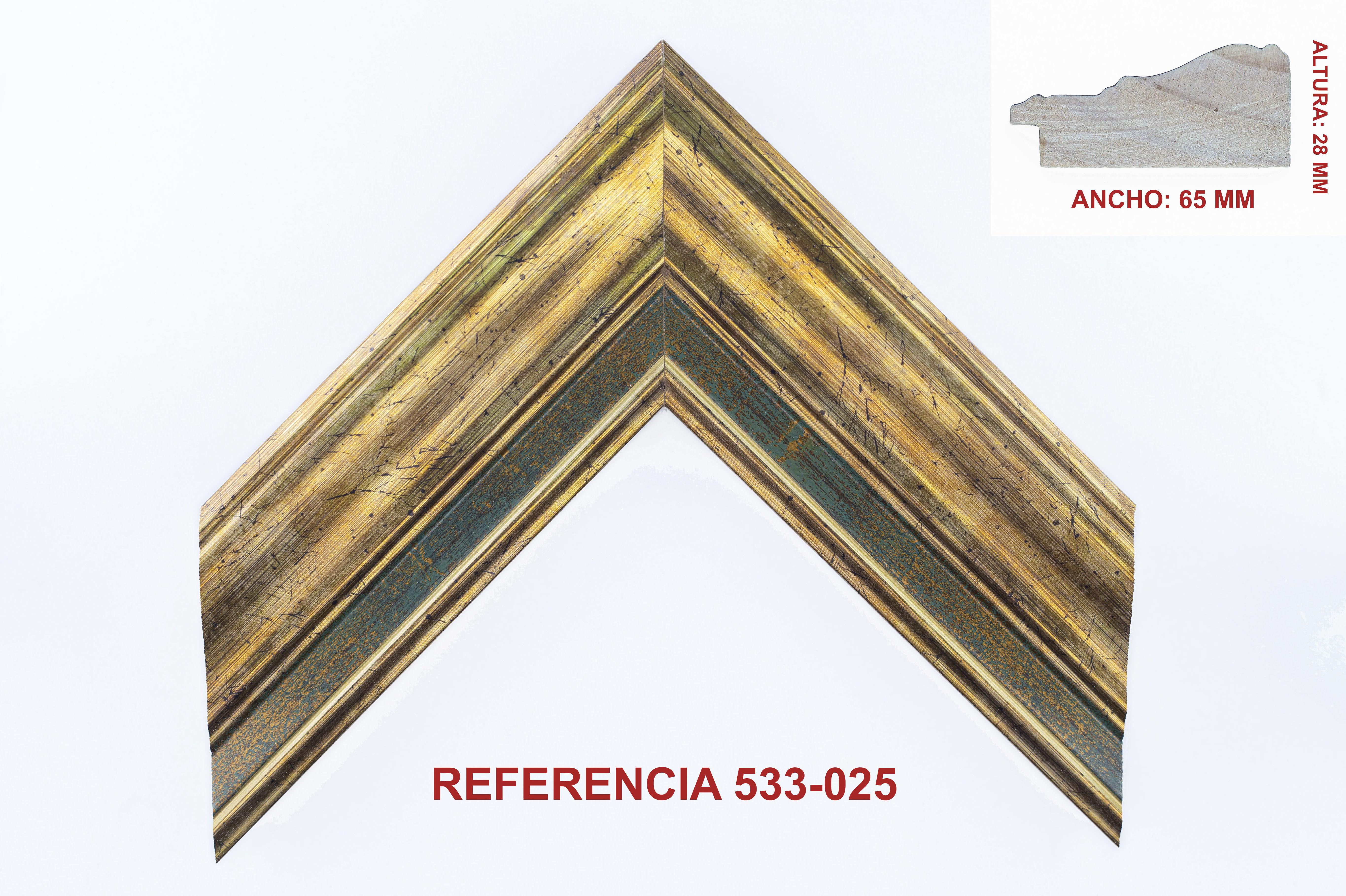 REF 533-025: Muestrario de Moldusevilla