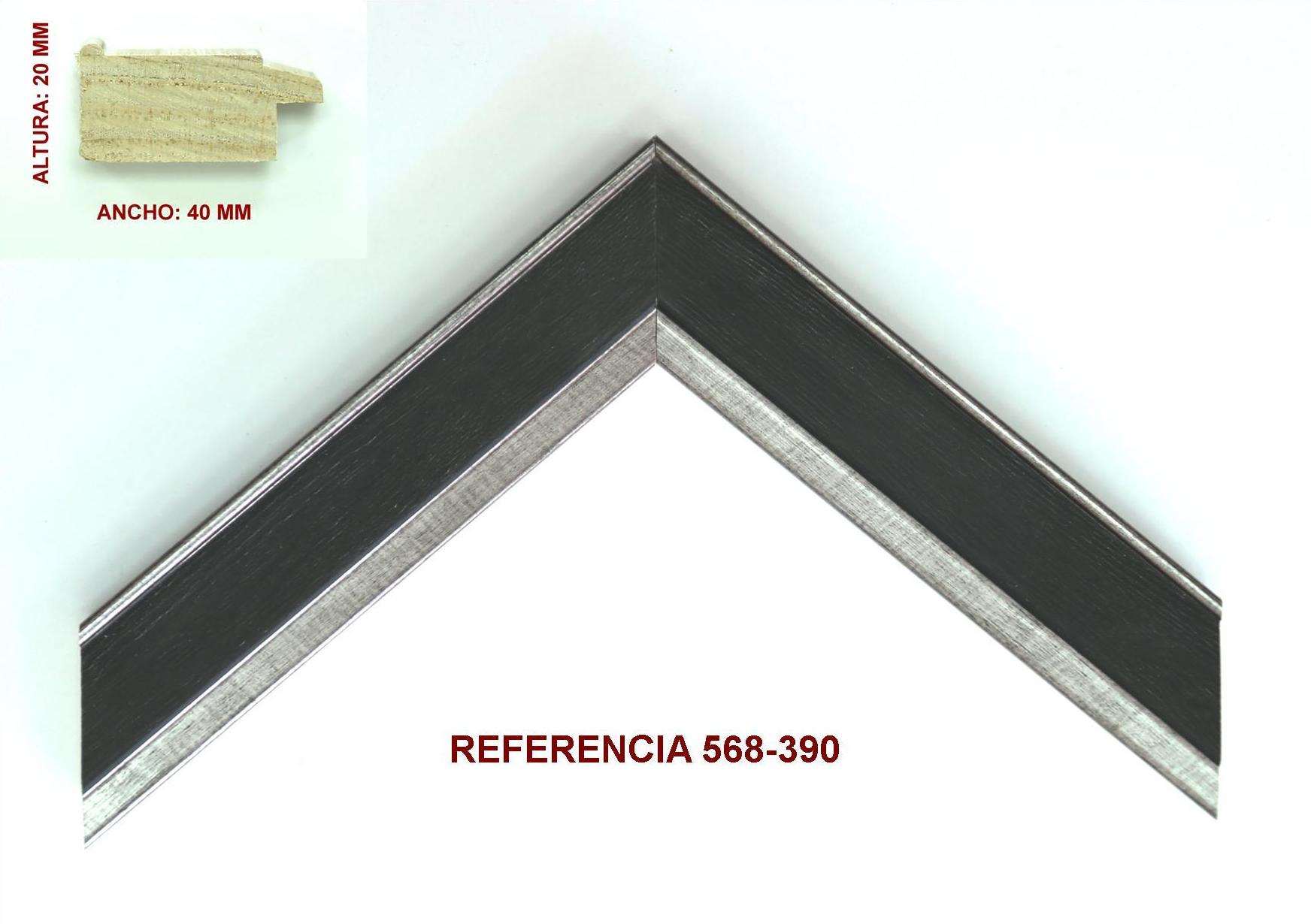 REF 568-390: Muestrario de Moldusevilla