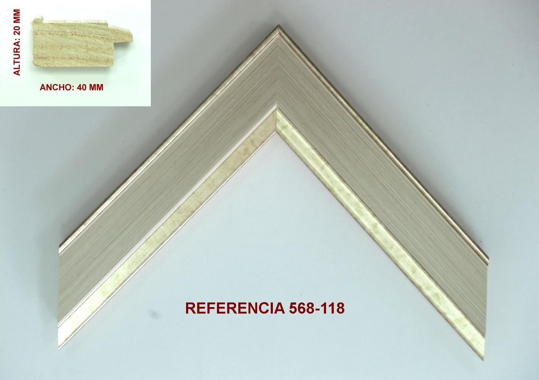 REF 568-118: Muestrario de Moldusevilla