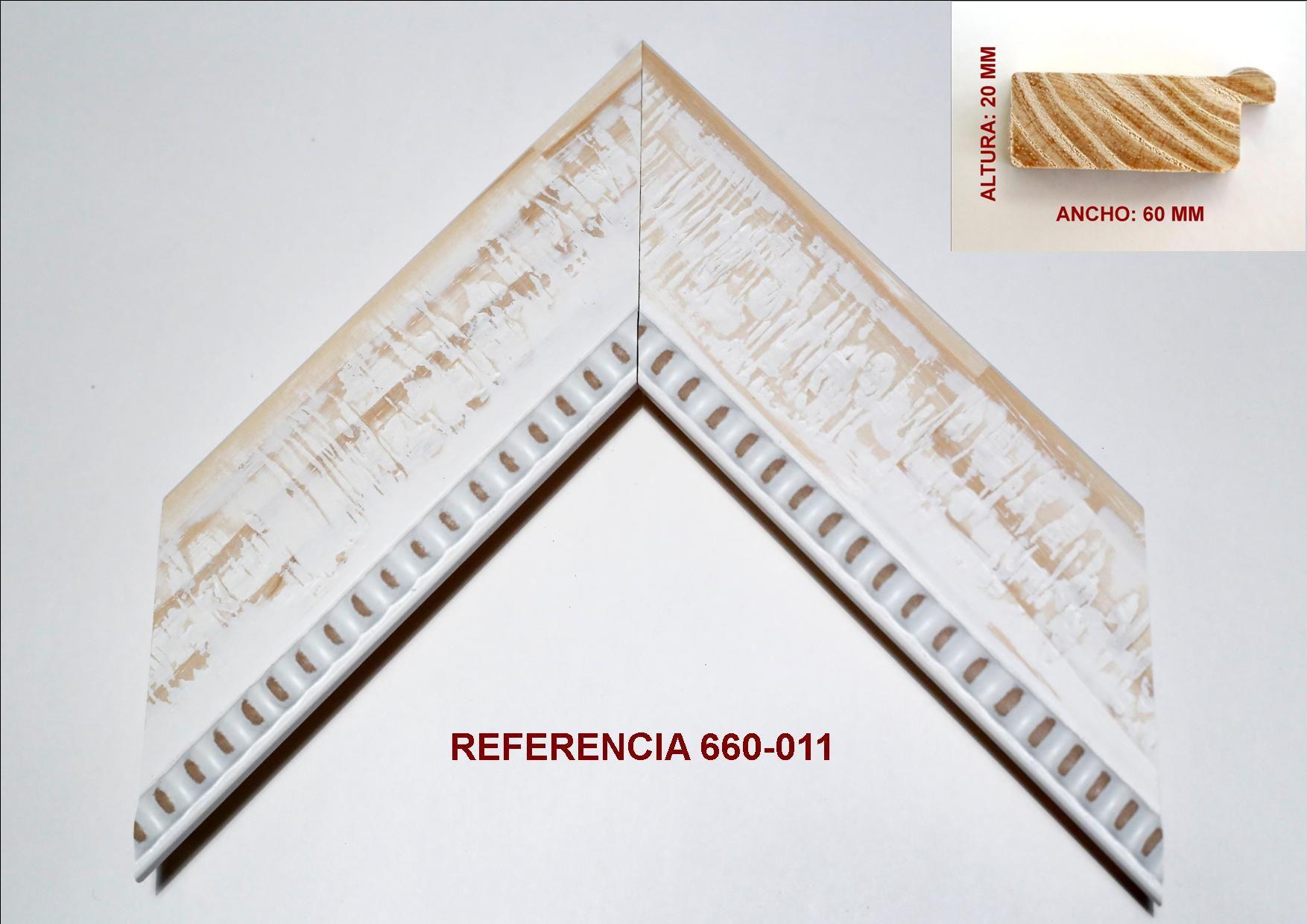 Referencia 660-011: Muestrario de Moldusevilla