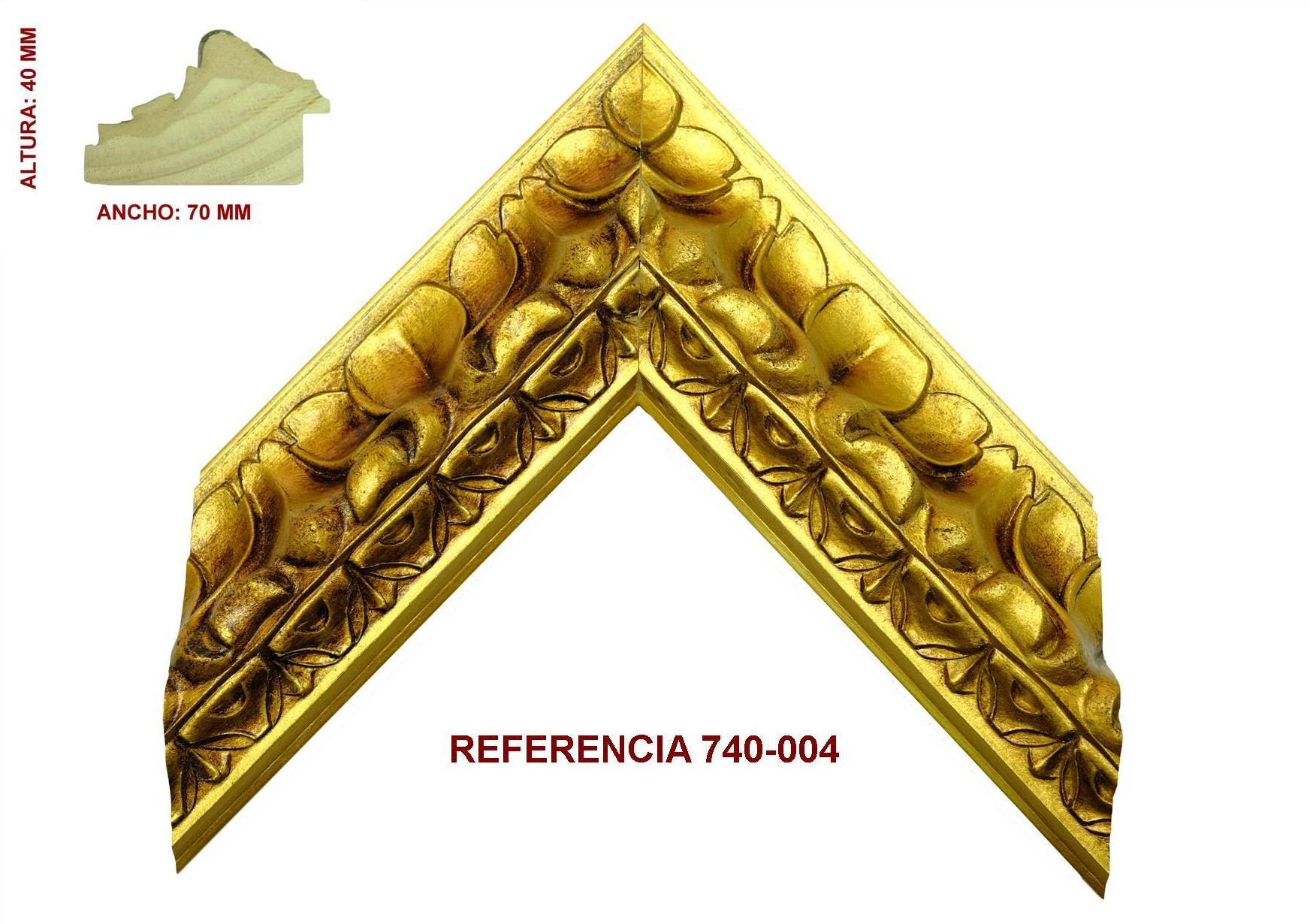 REF 740- 004: Muestrario de Moldusevilla