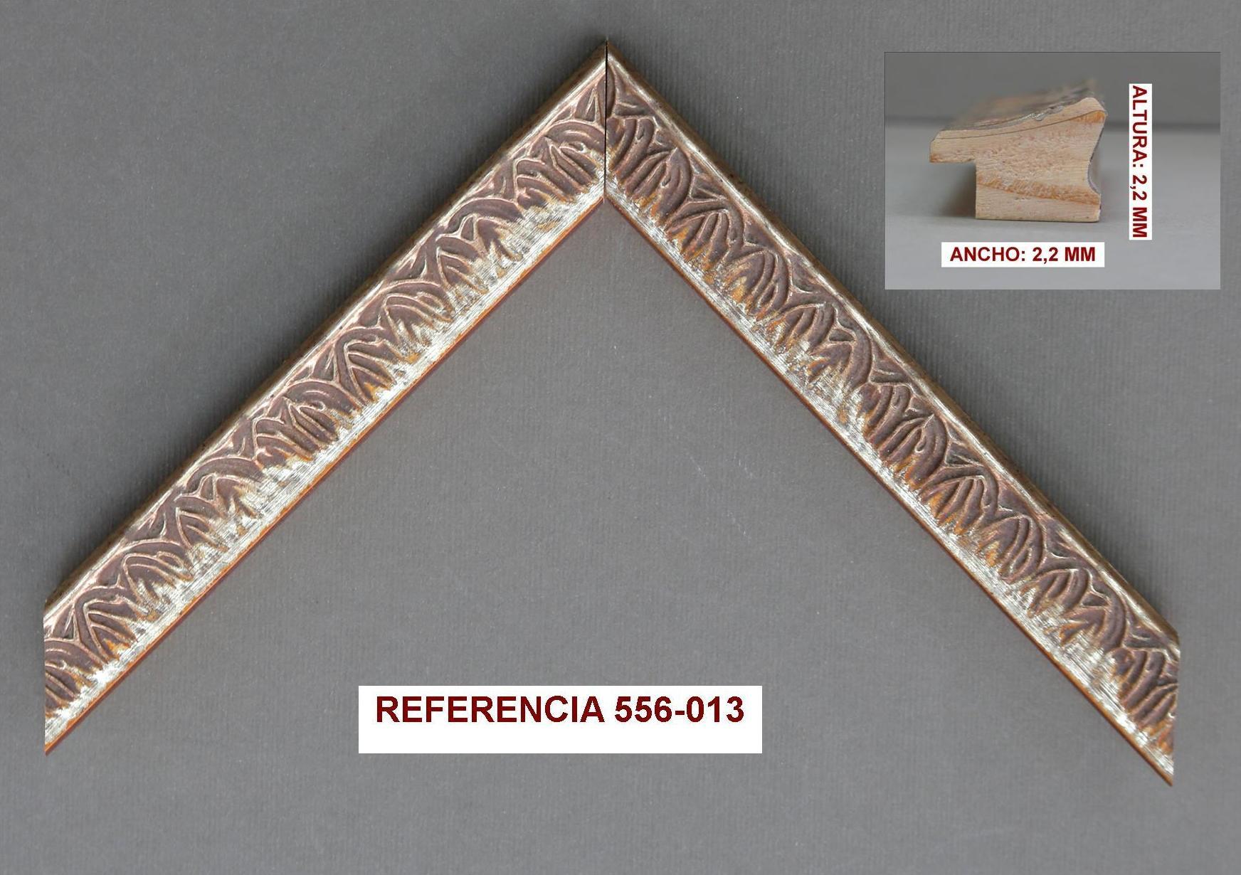 REF 556-013: Muestrario de Moldusevilla