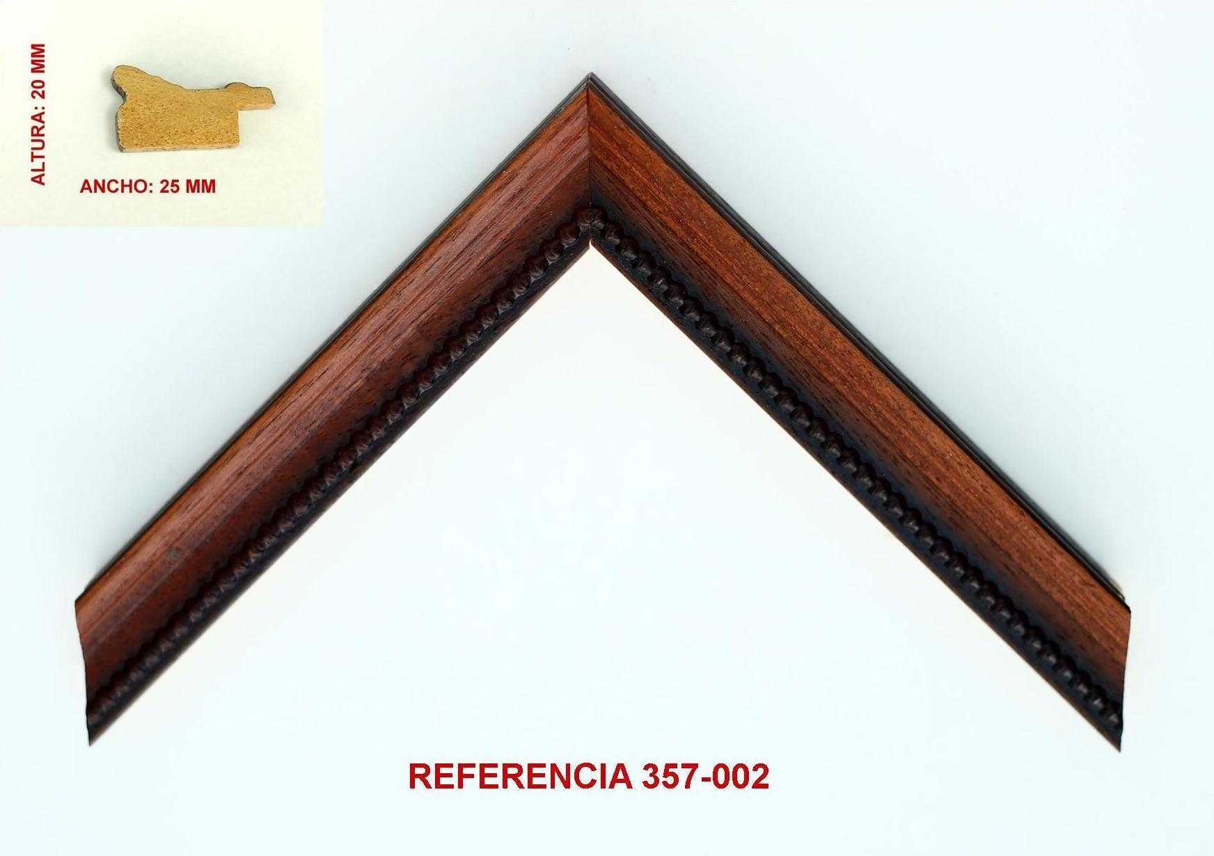 REF 357-002: Muestrario de Moldusevilla