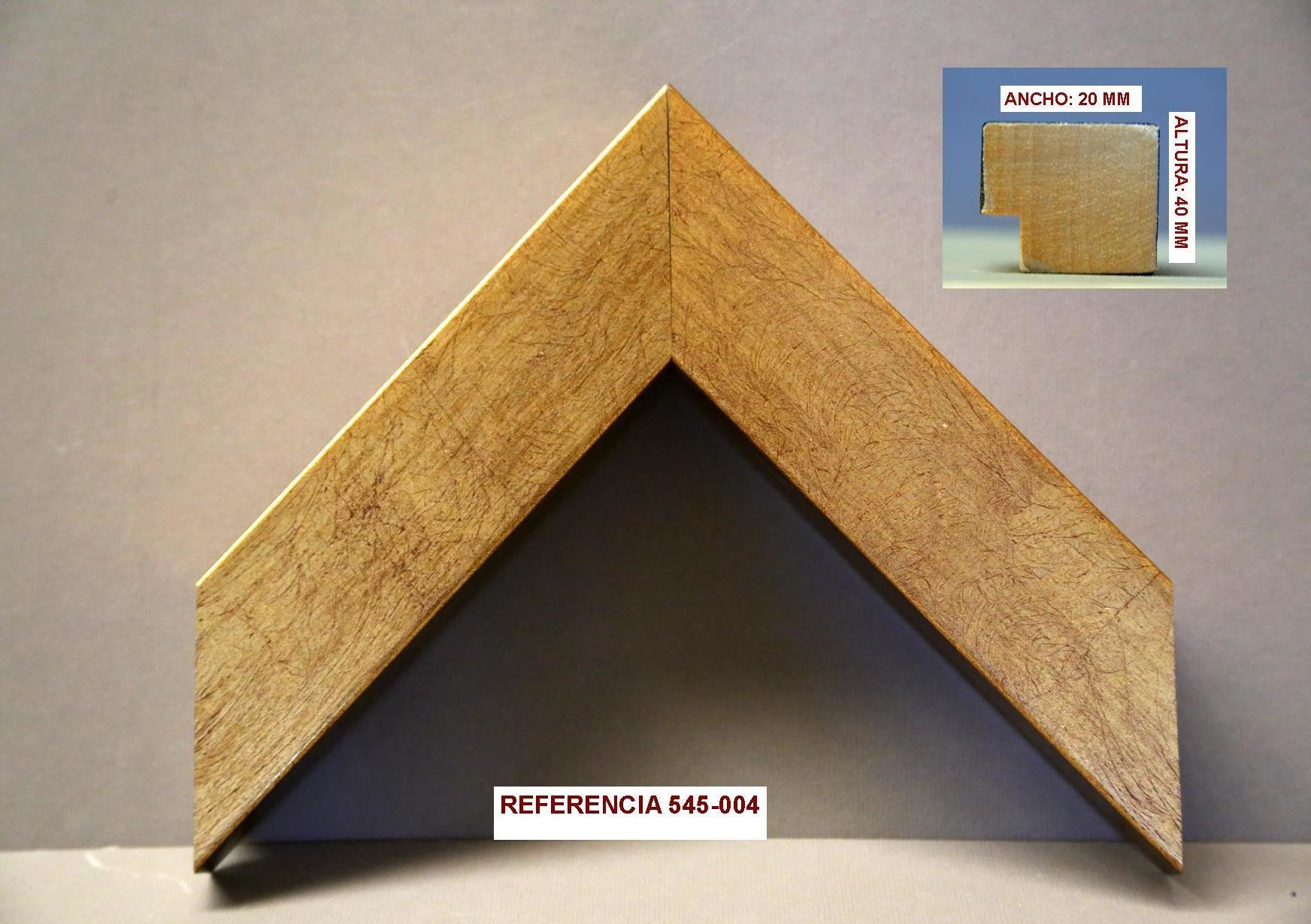 REF 545-004: Muestrario de Moldusevilla