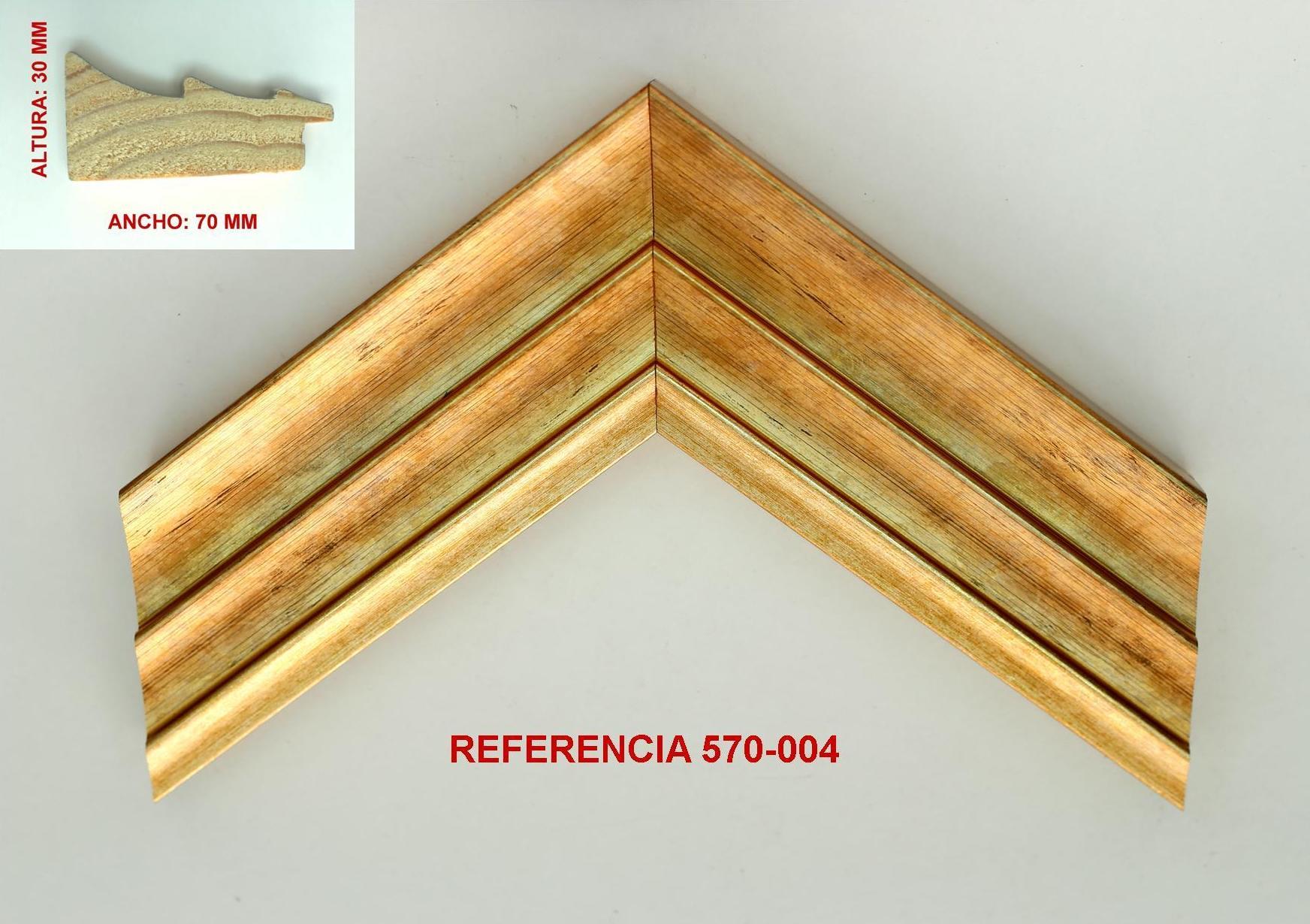 REF 570-004: Muestrario de Moldusevilla