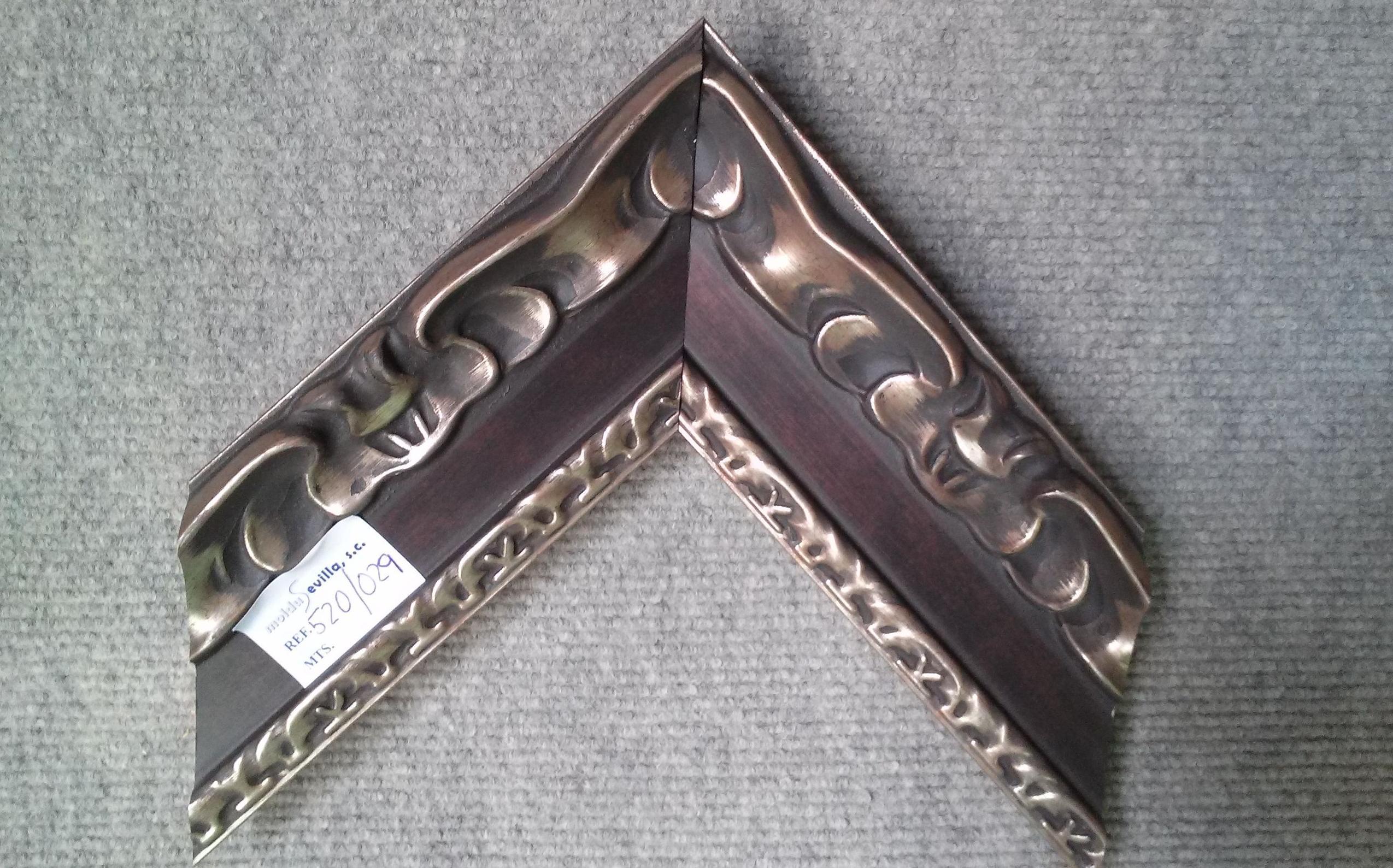 REF 520-029: Muestrario de Moldusevilla