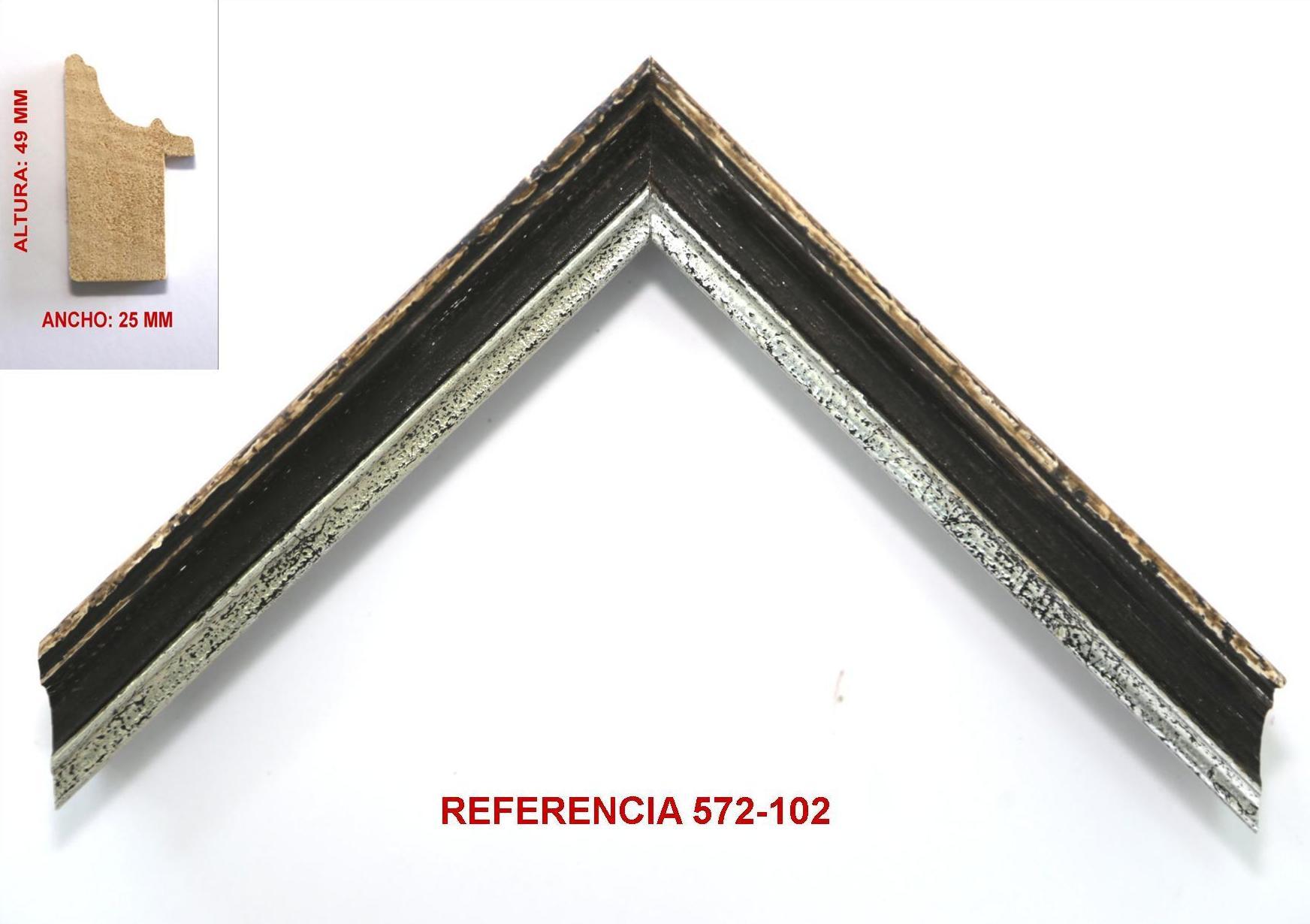 REF 572-102: Muestrario de Moldusevilla