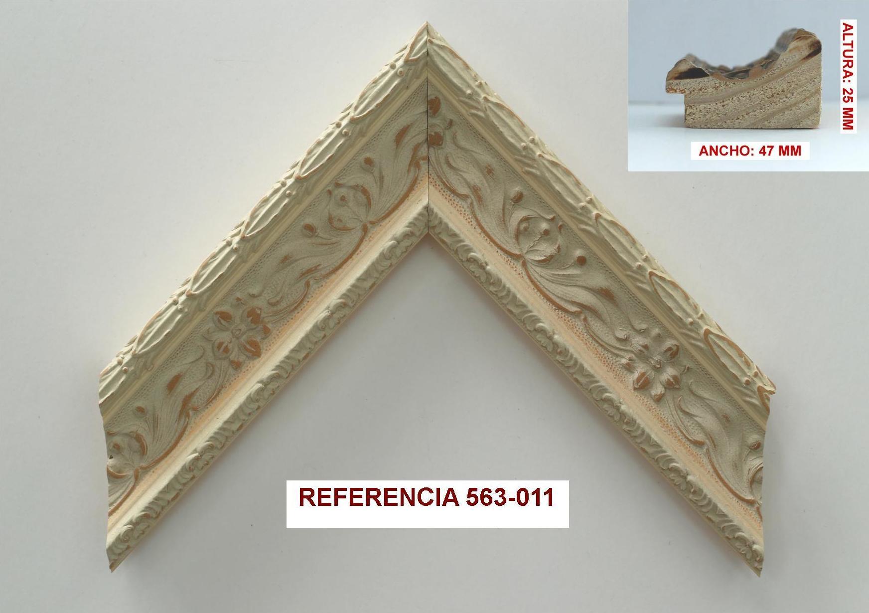 REF 563-011: Muestrario de Moldusevilla