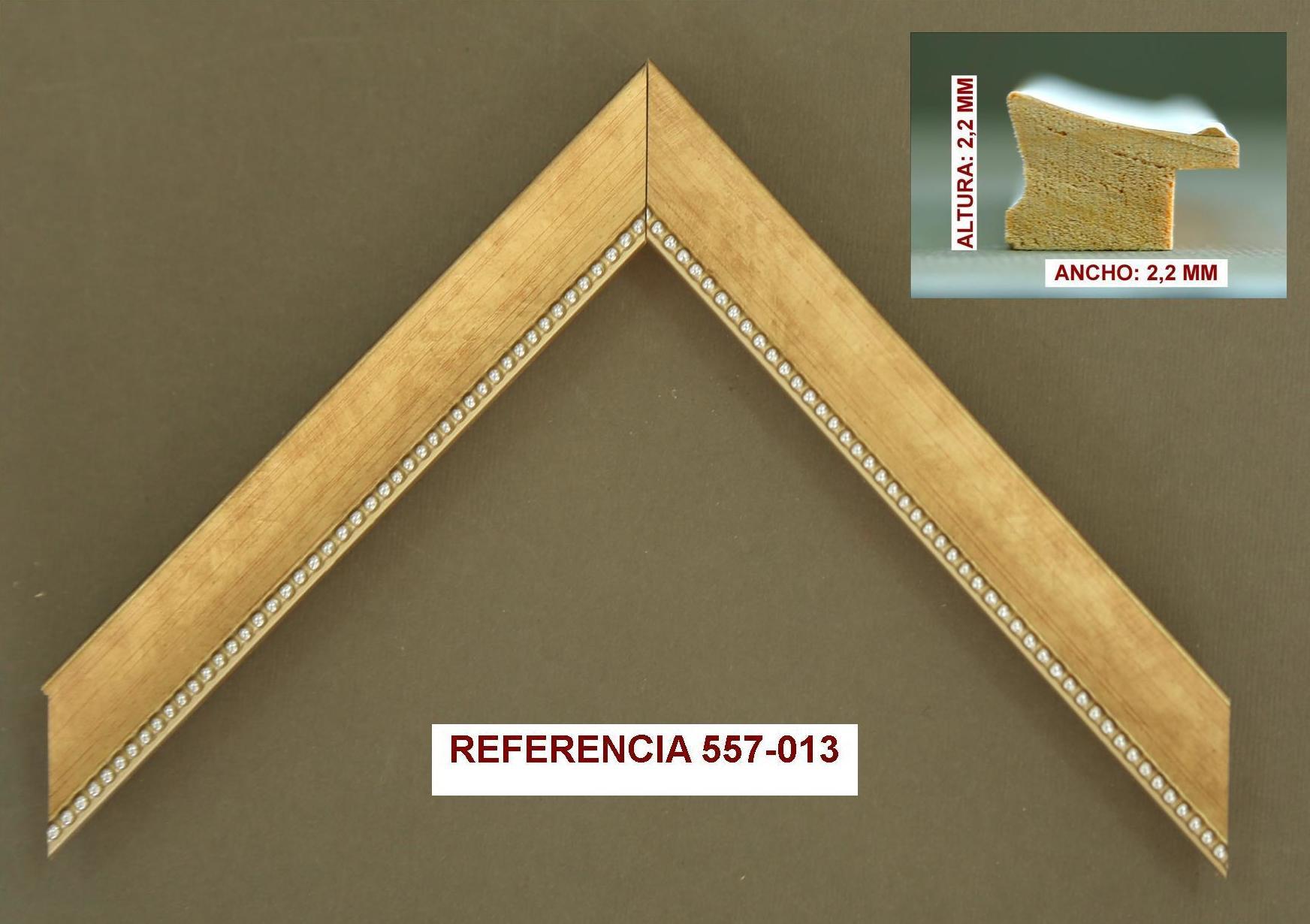 REF 557-013: Muestrario de Moldusevilla