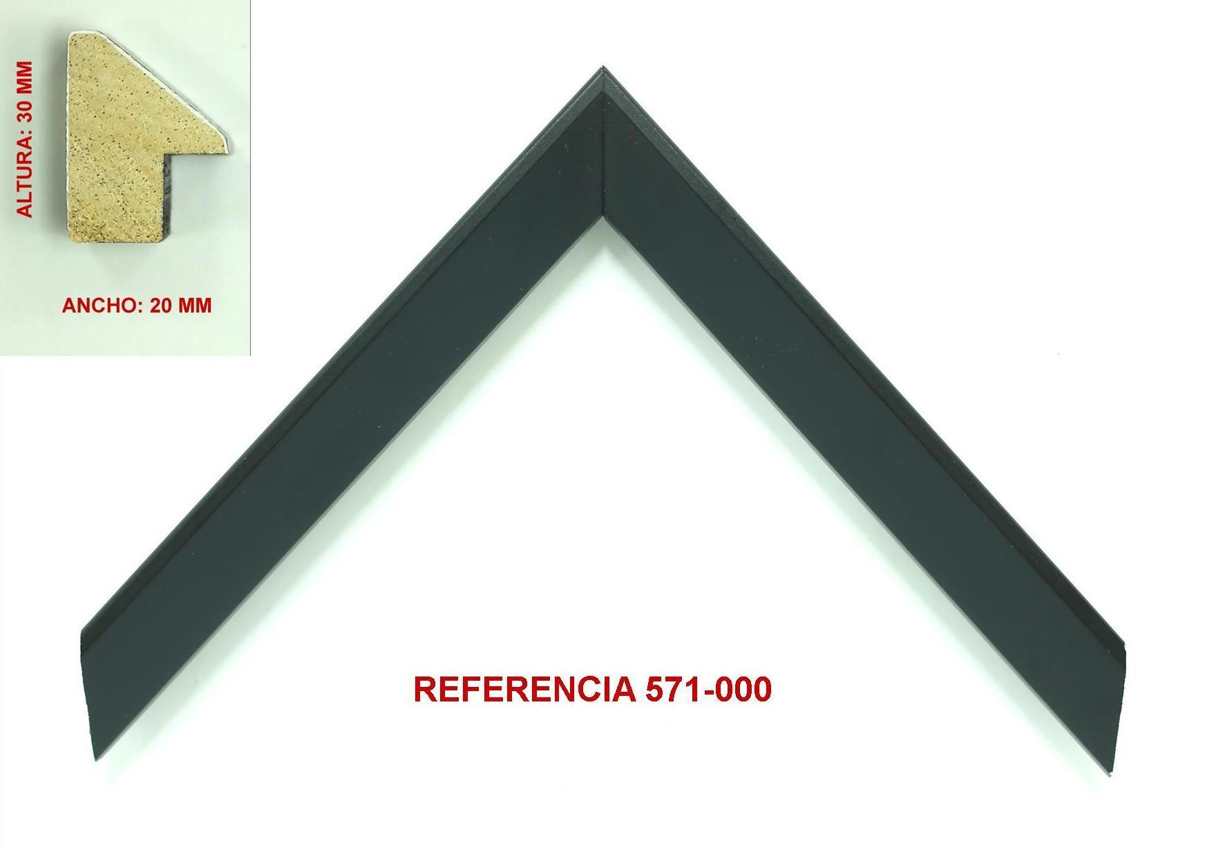 REF 571-000: Muestrario de Moldusevilla