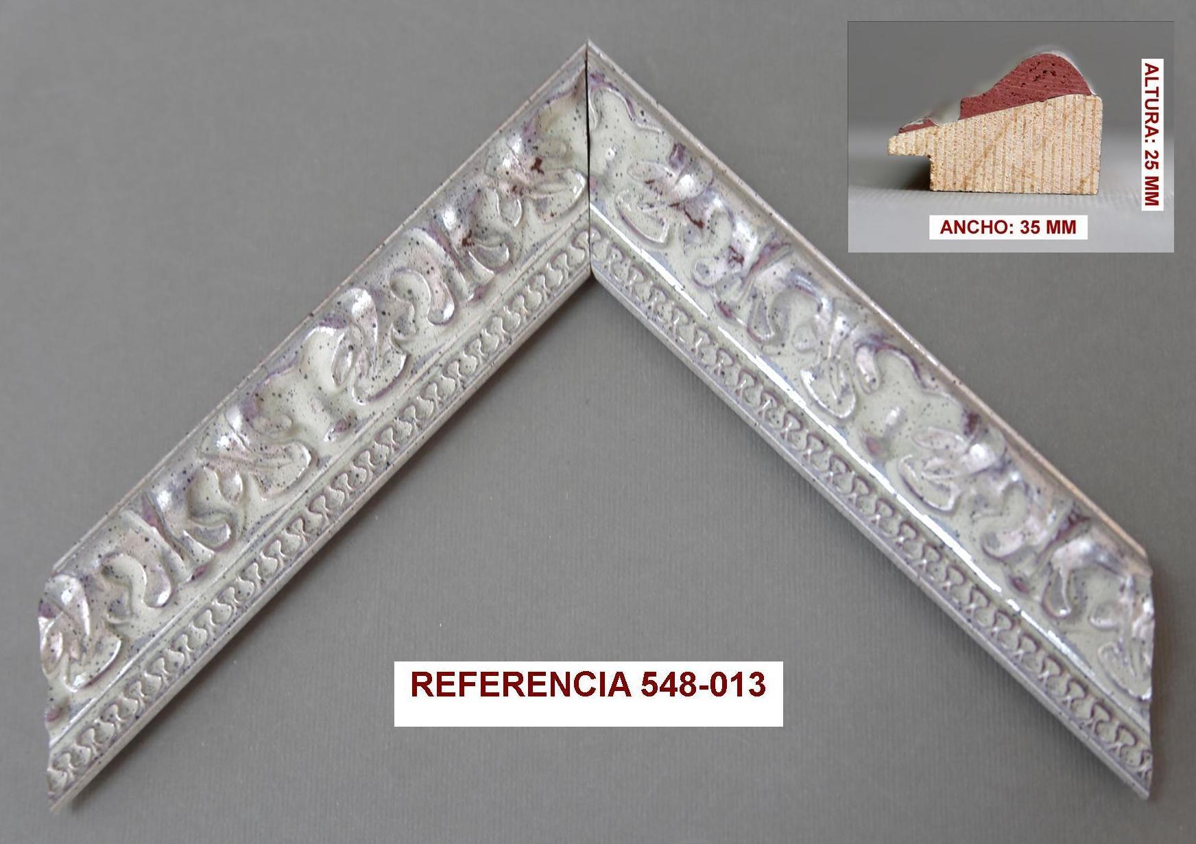 REF 548-013: Muestrario de Moldusevilla