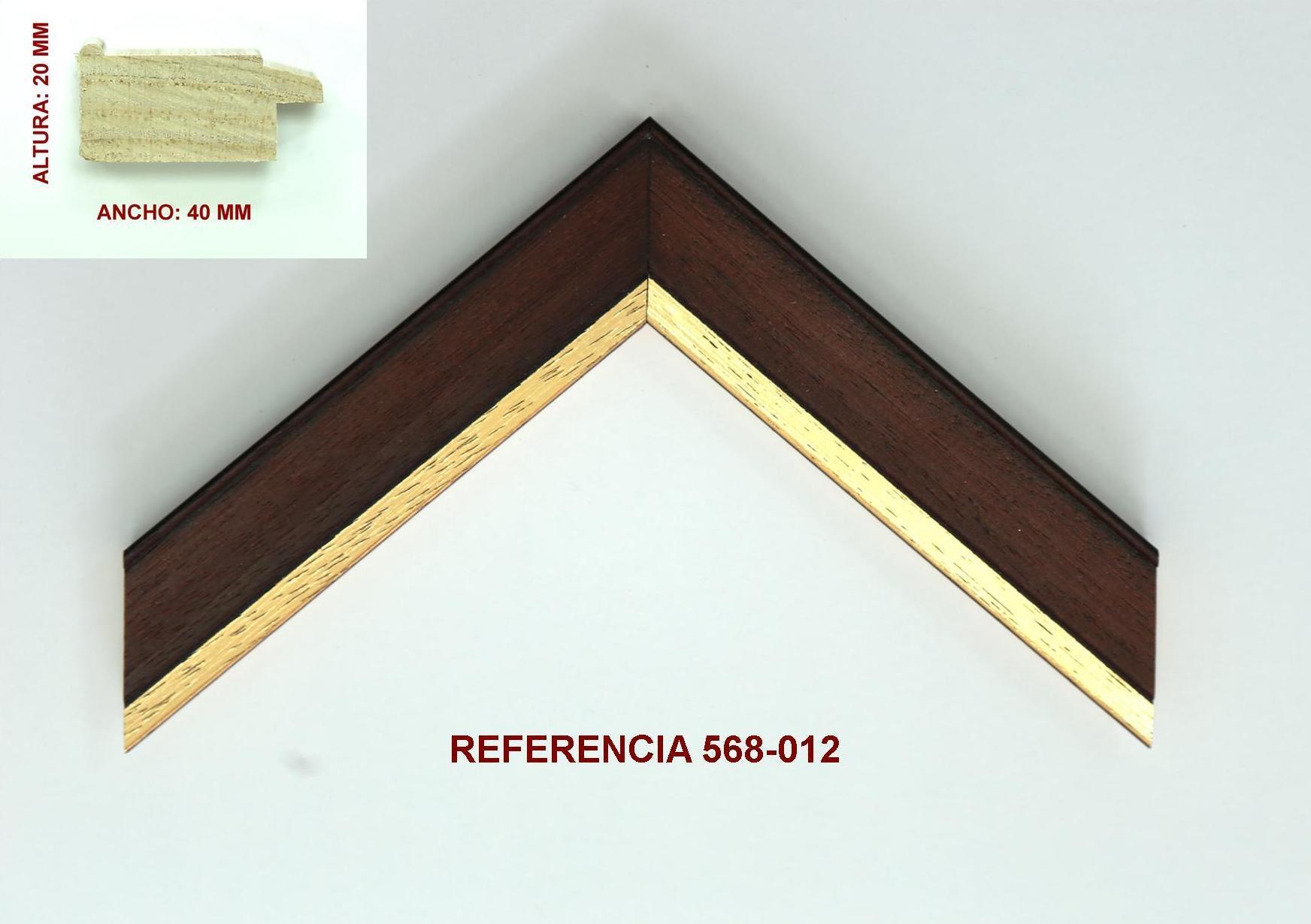 REF 568-012: Muestrario de Moldusevilla