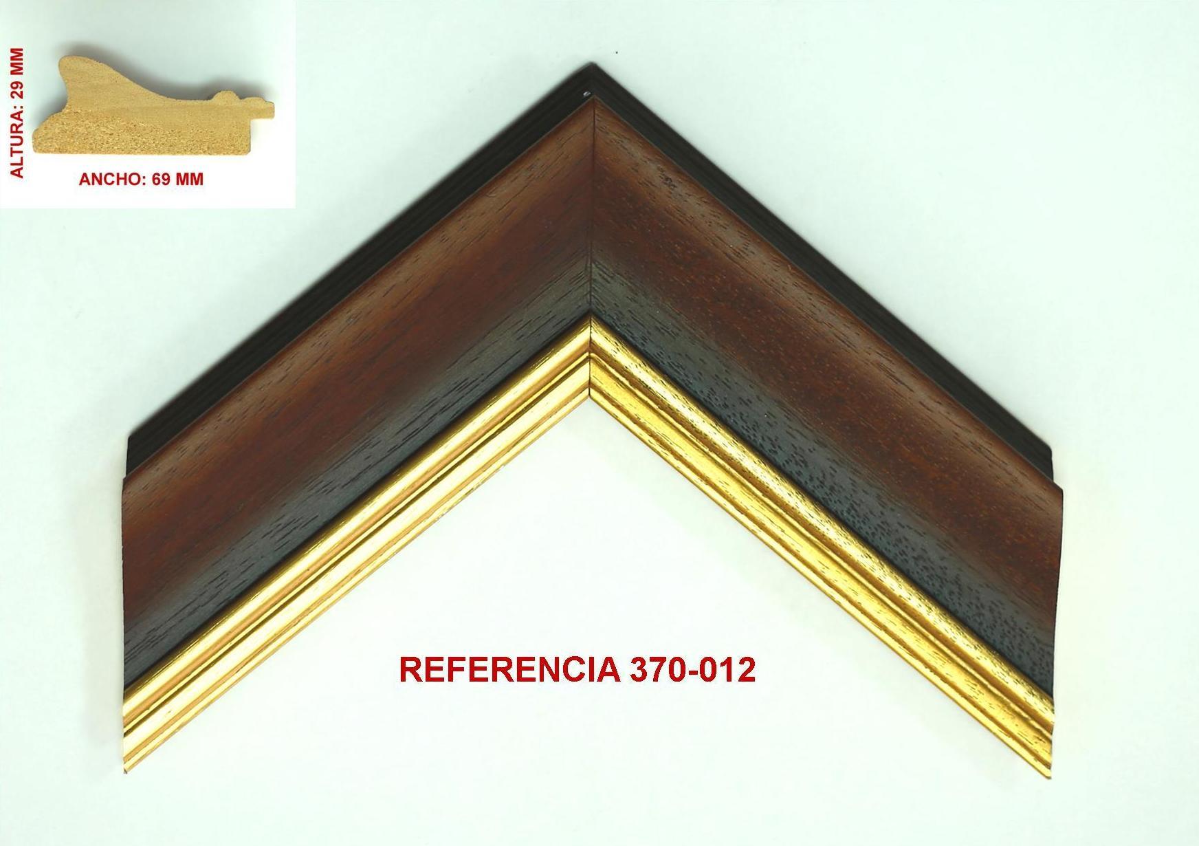 REF 370-012: Muestrario de Moldusevilla