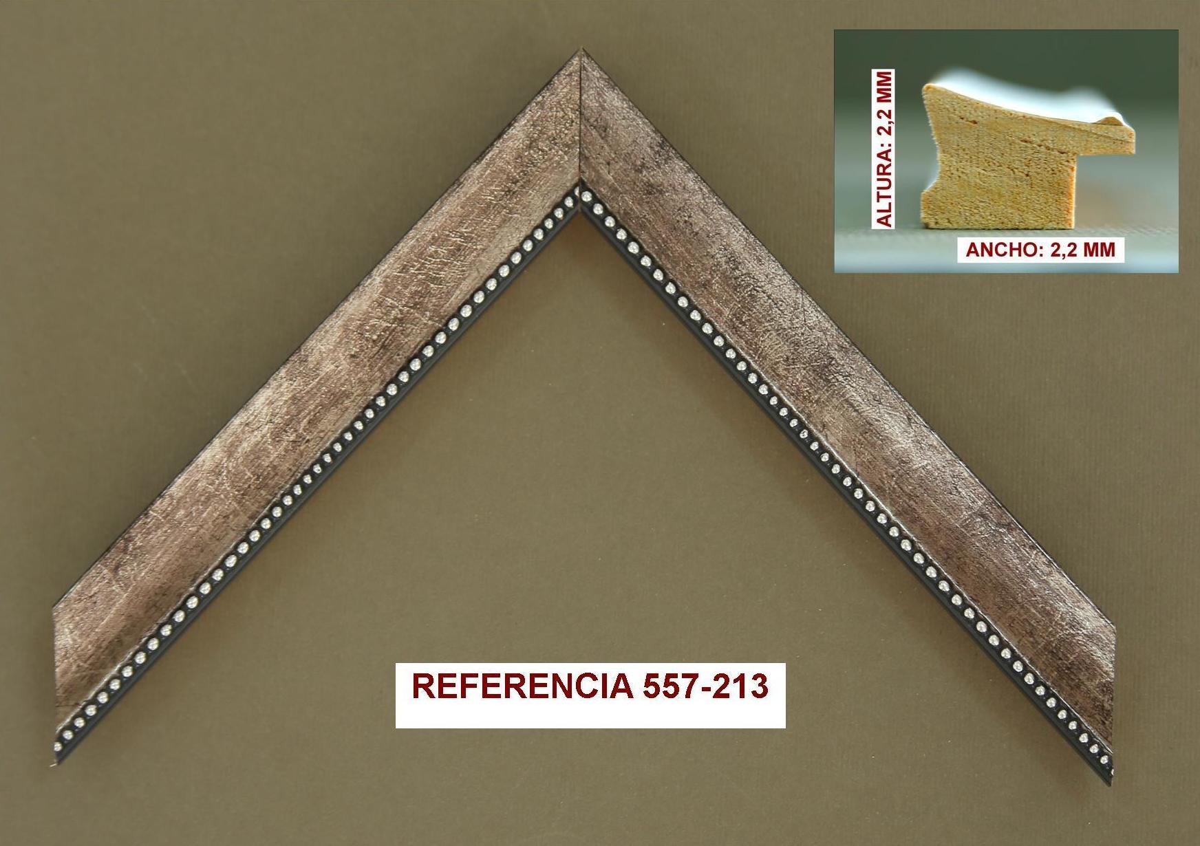 REF 557-213: Muestrario de Moldusevilla