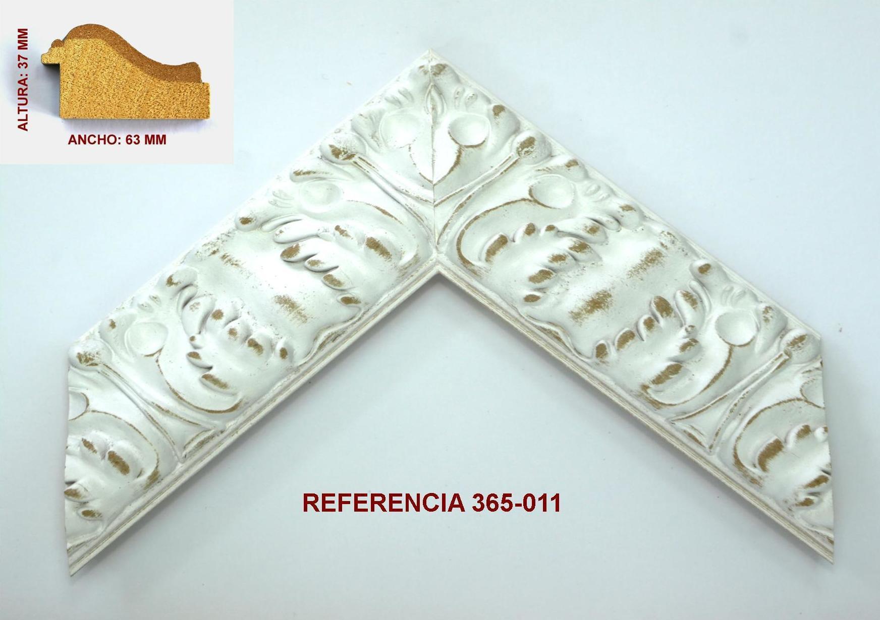 REF 365-011: Muestrario de Moldusevilla