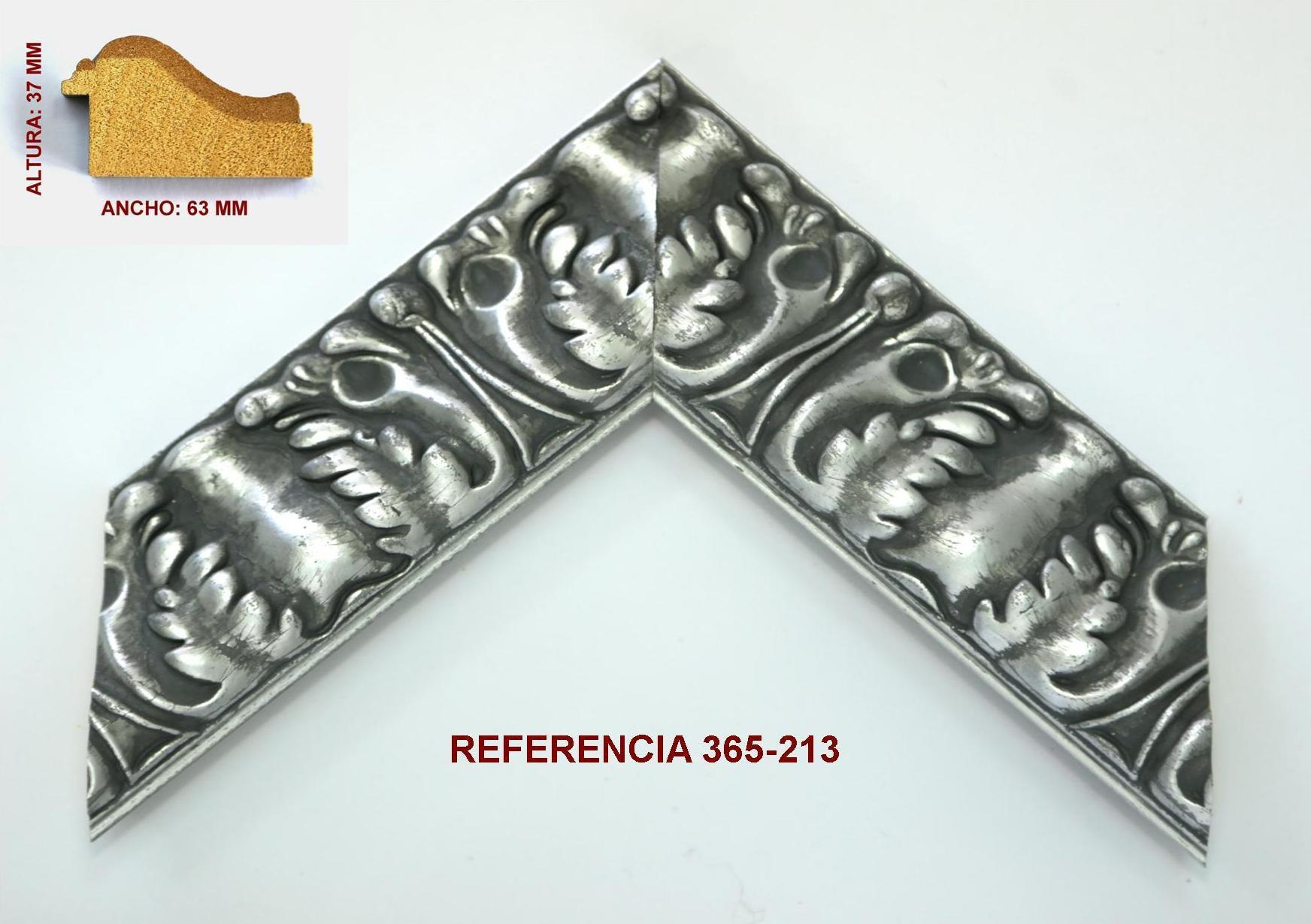 REF 365-213: Muestrario de Moldusevilla