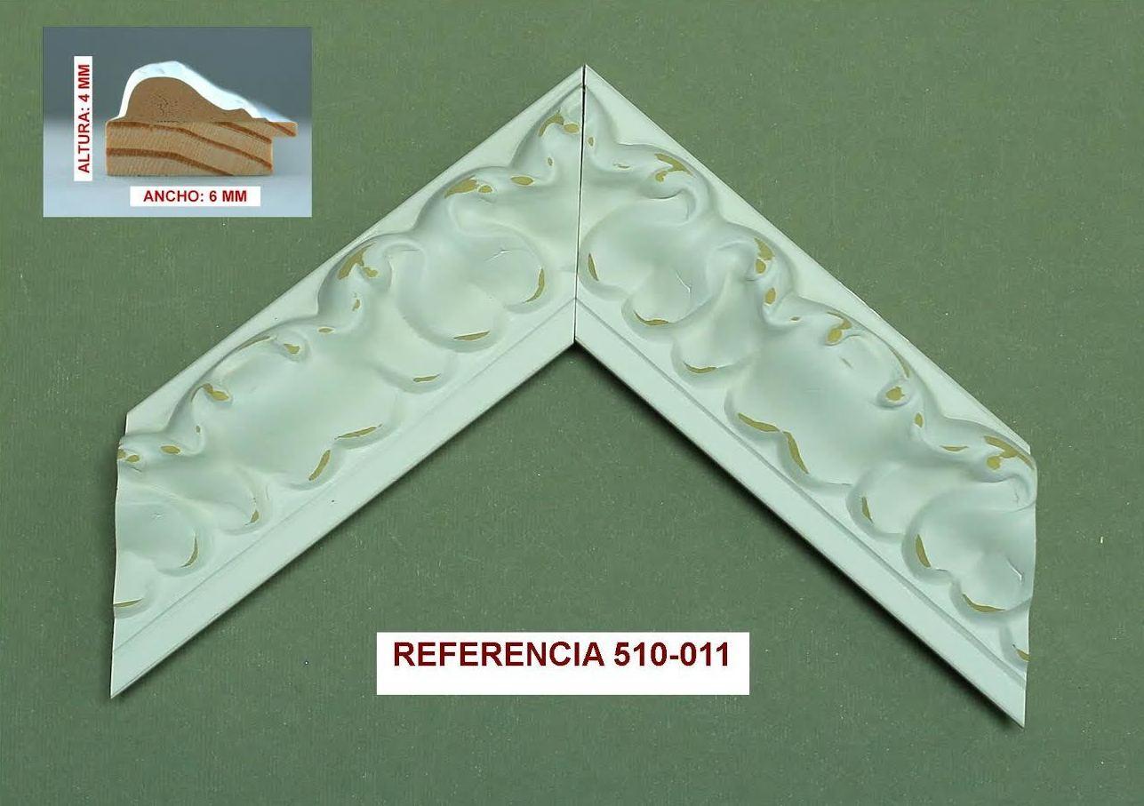 REF 510-011: Muestrario de Moldusevilla