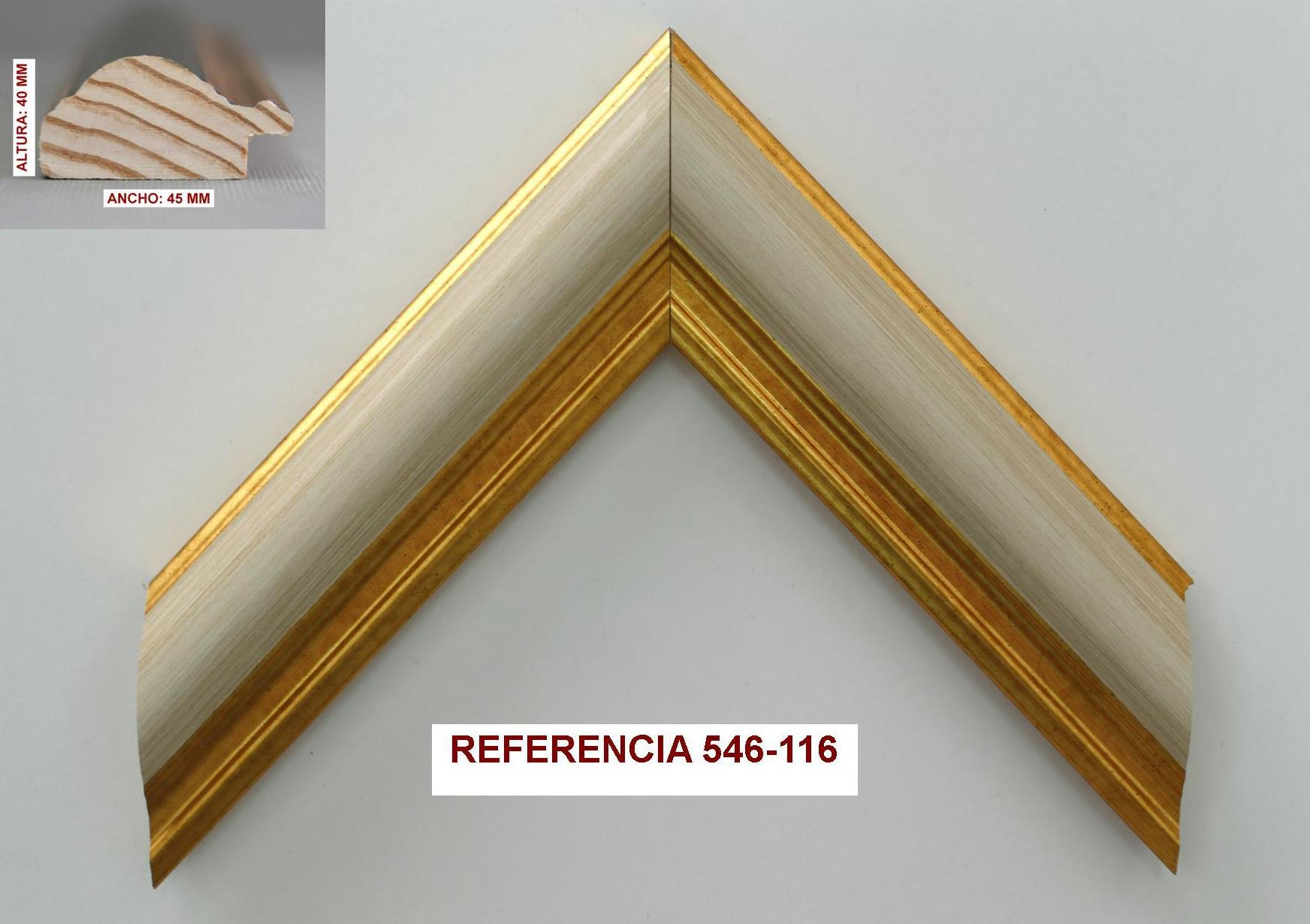 REF 546-116: Muestrario de Moldusevilla