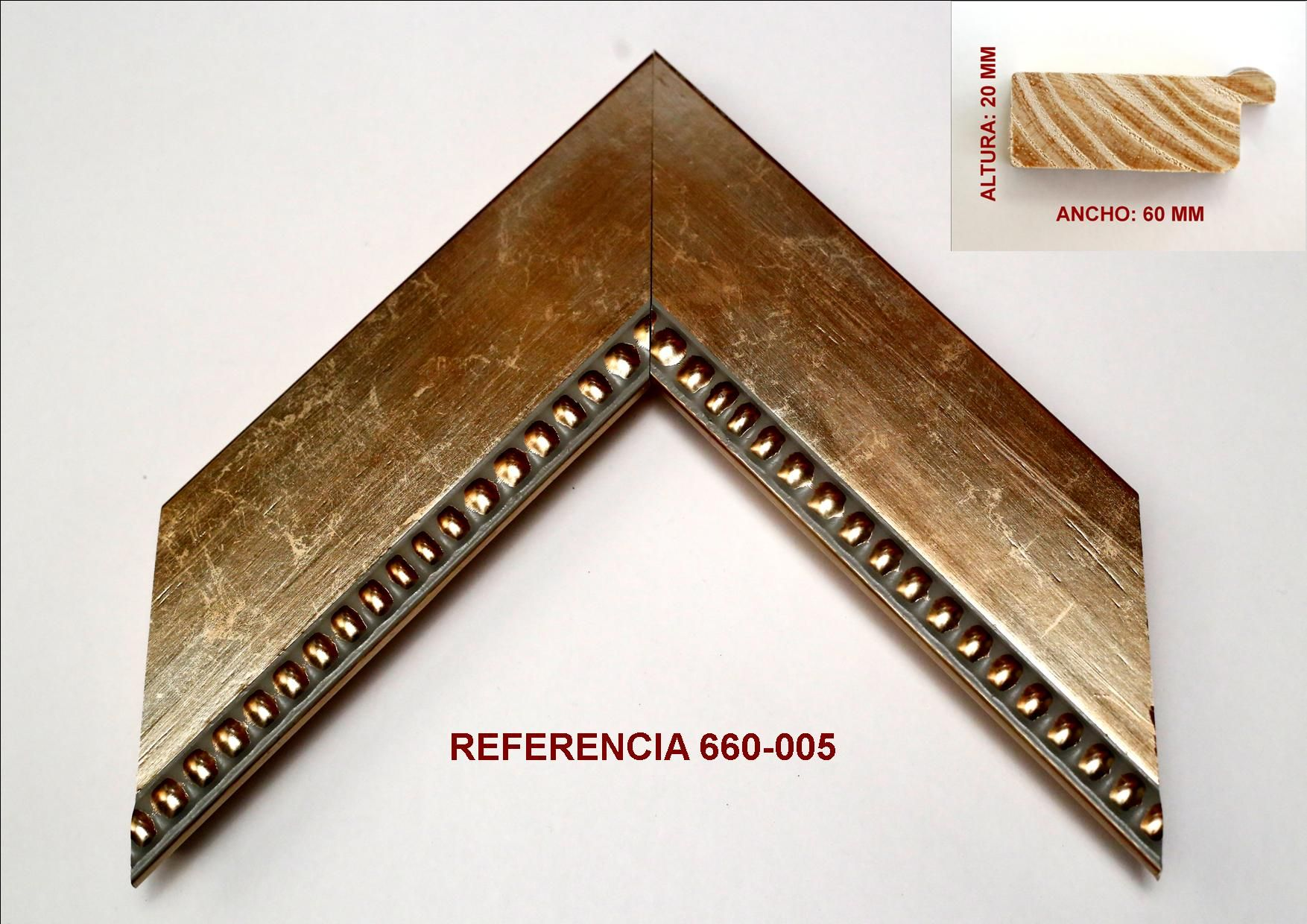 REF 660-005: Muestrario de Moldusevilla