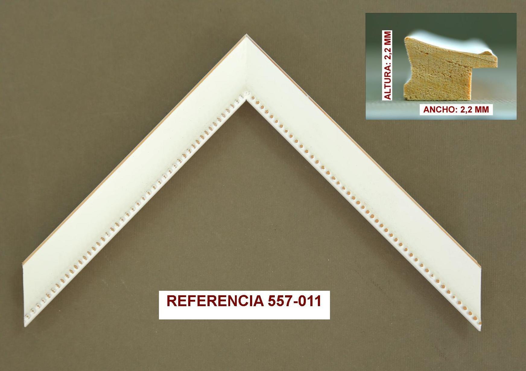 REF 557-011: Muestrario de Moldusevilla
