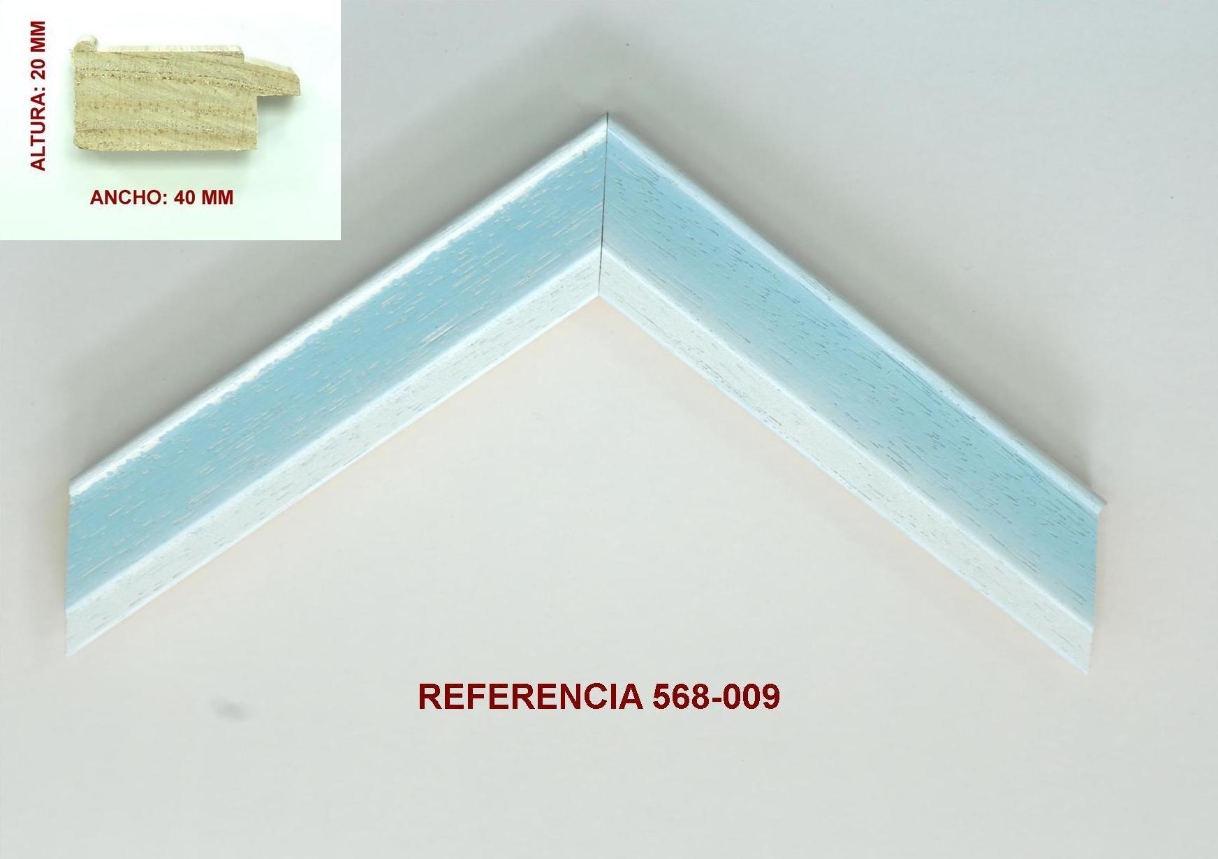 REF 568-009: Muestrario de Moldusevilla