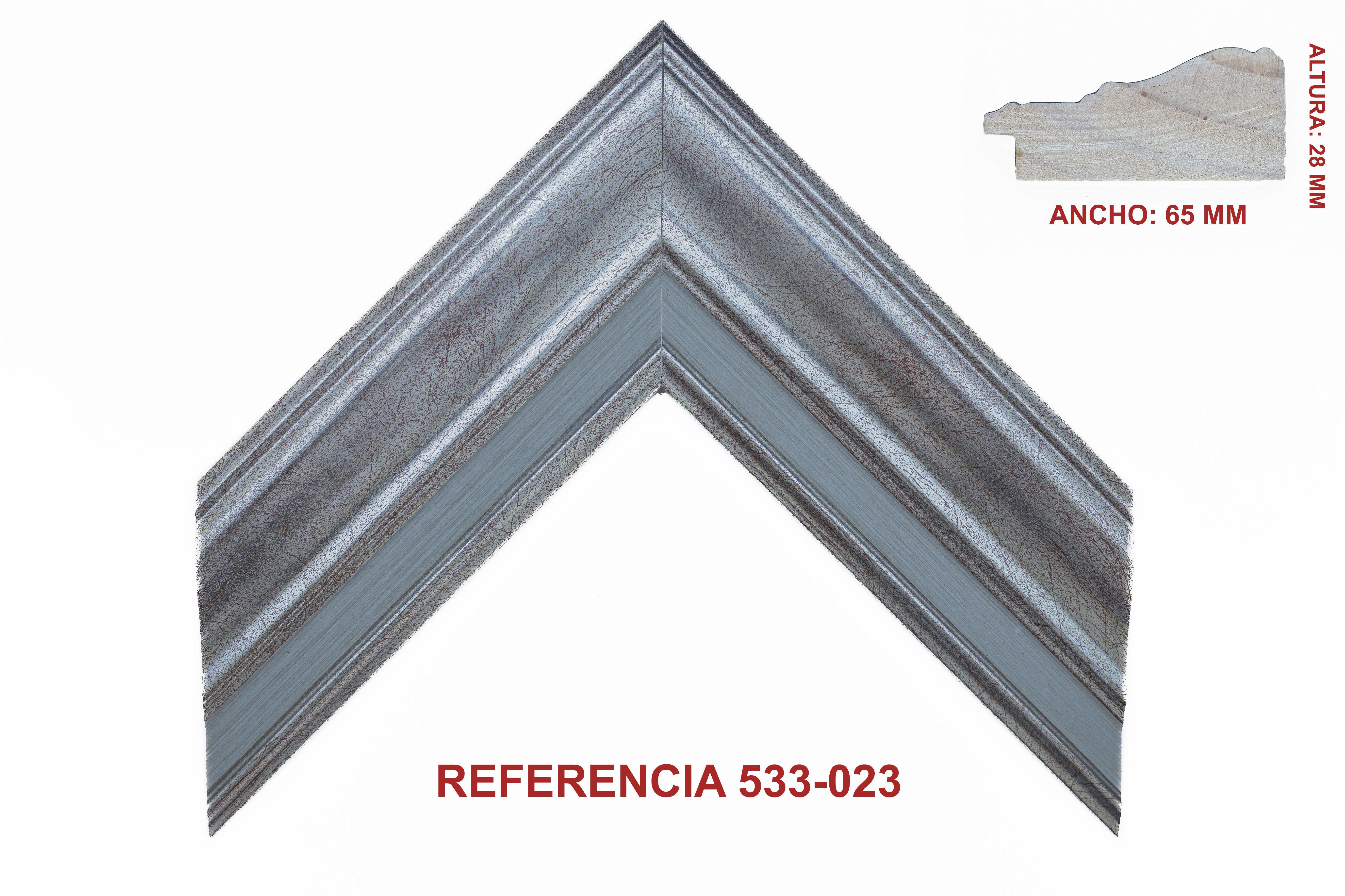 REF 533-023: Muestrario de Moldusevilla
