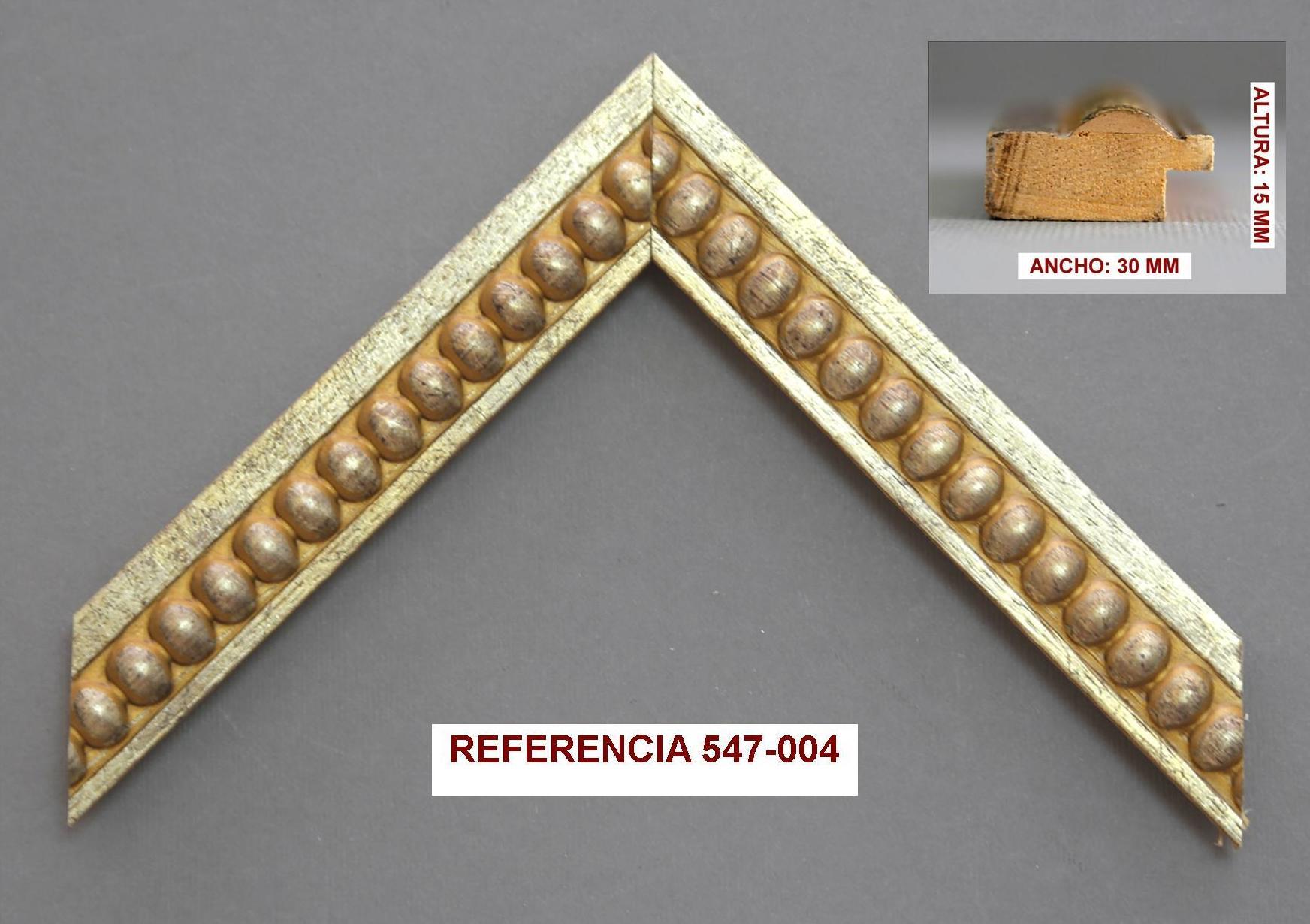 REF 547-004: Muestrario de Moldusevilla