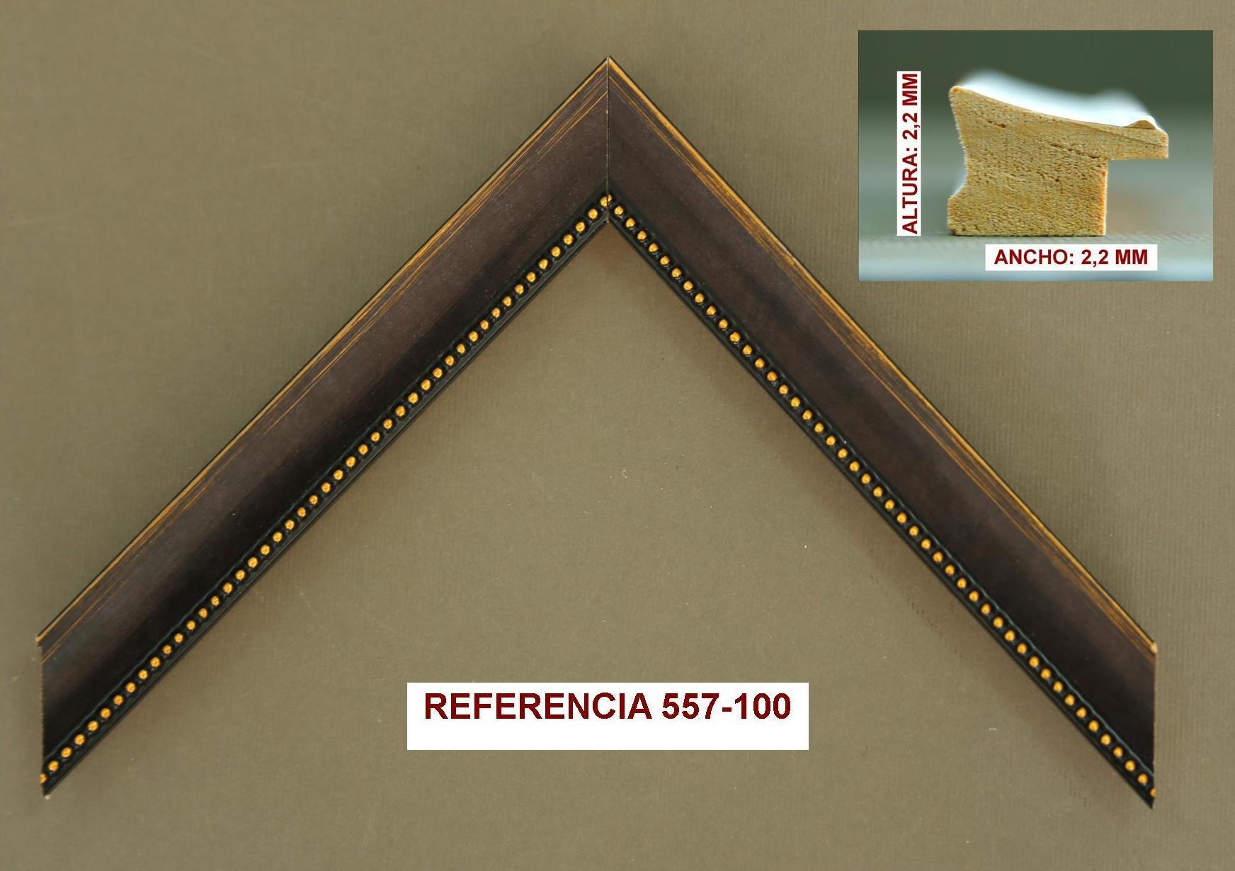 REF 557-100: Muestrario de Moldusevilla