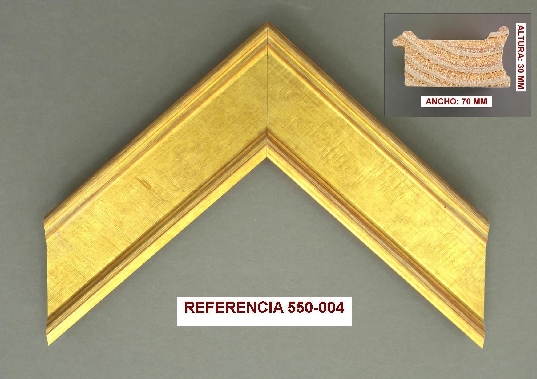 REF 550-004: Muestrario de Moldusevilla